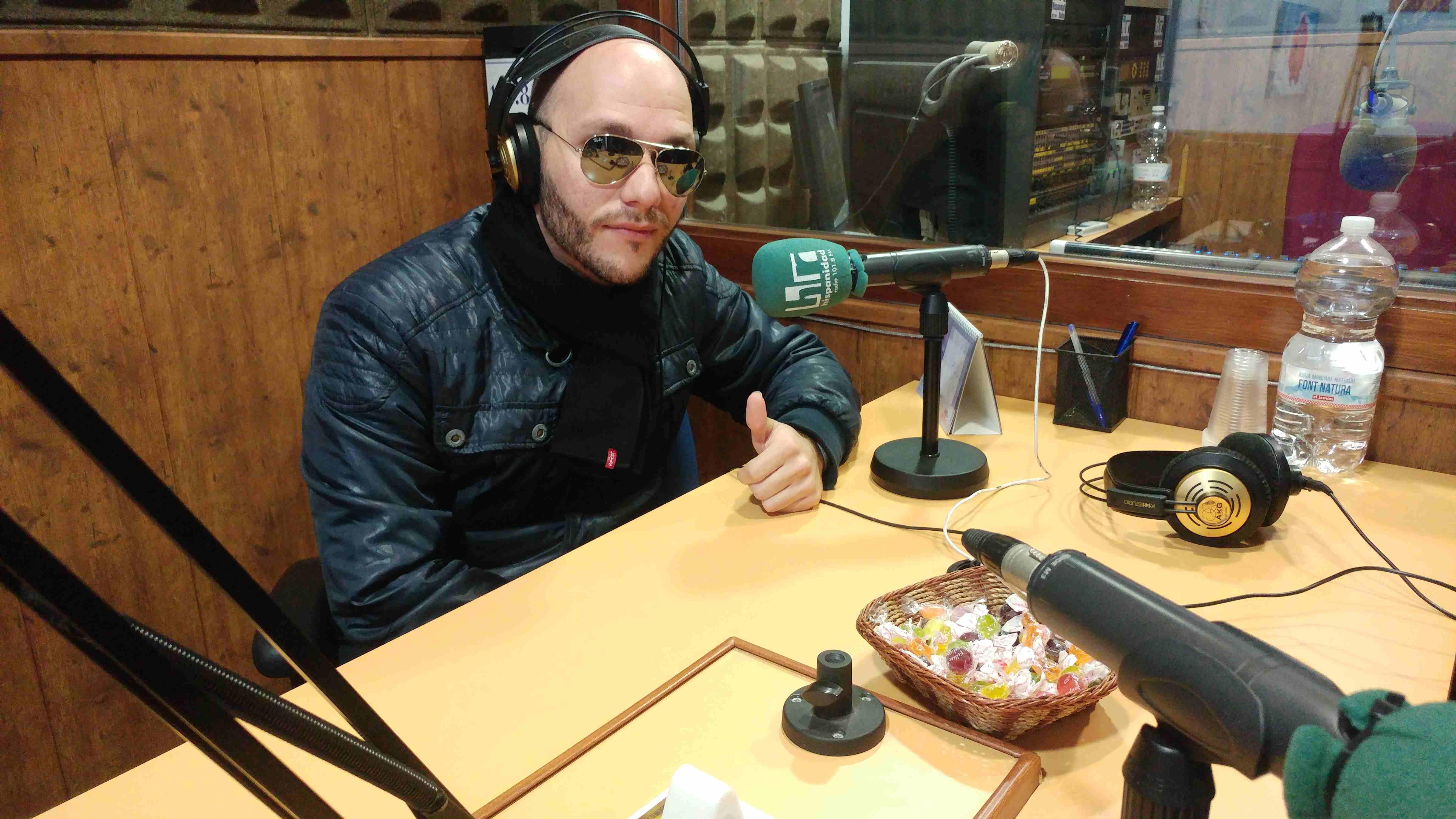 Adrián Cobos 02-02-2018