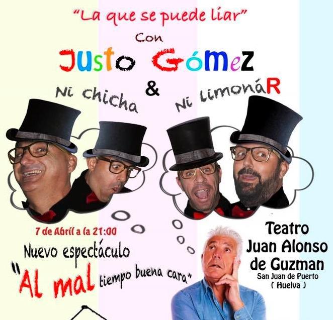 Ni Chicha ni Limoná--Al mal tiempo buena cara-08-03-2018