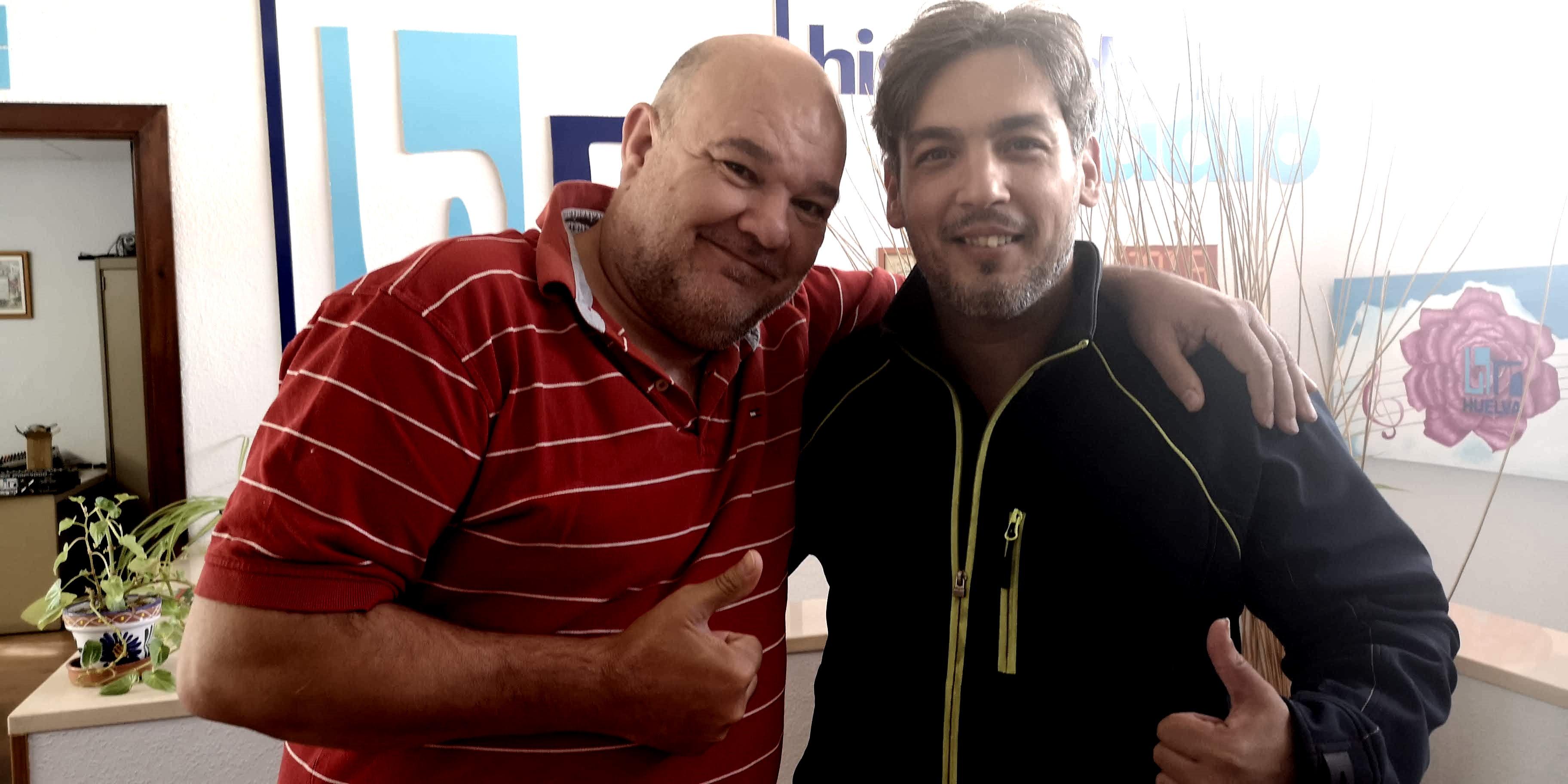 Anda que anda- 17-10-2019 Sergio Robles