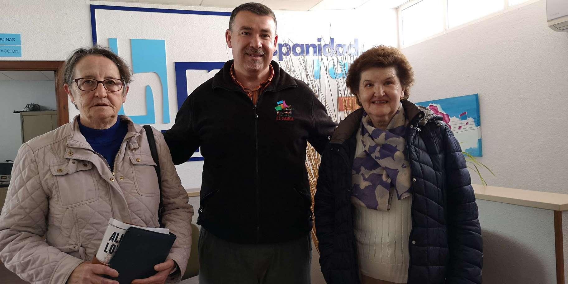 Ventana Abierta- D. Manuel Ernesto Granja Corbacho Director Colegio Salesianos Huelva