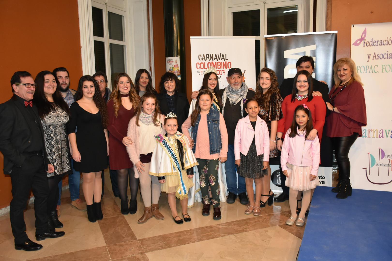 Presentación Carnaval 2017