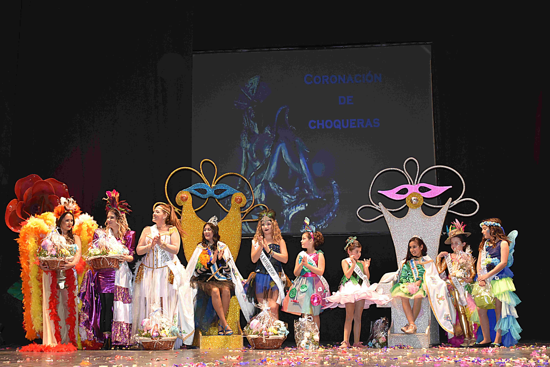 Coronación Choqueras 2019