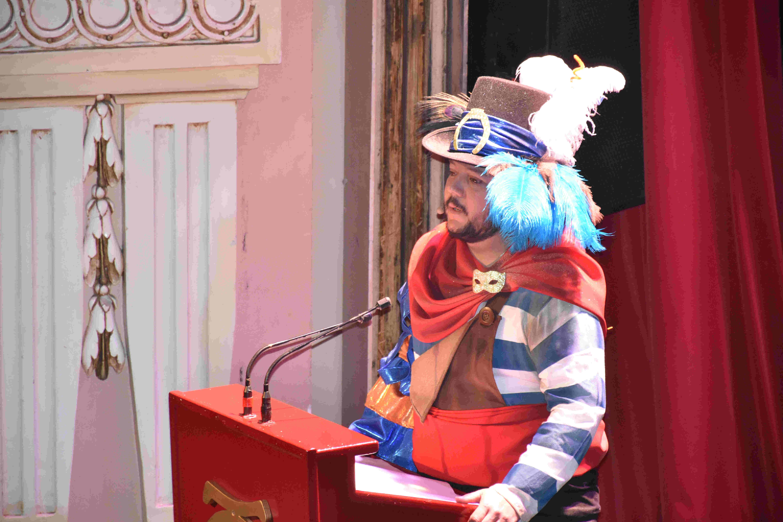 Pregón Carnaval Colombino  2019