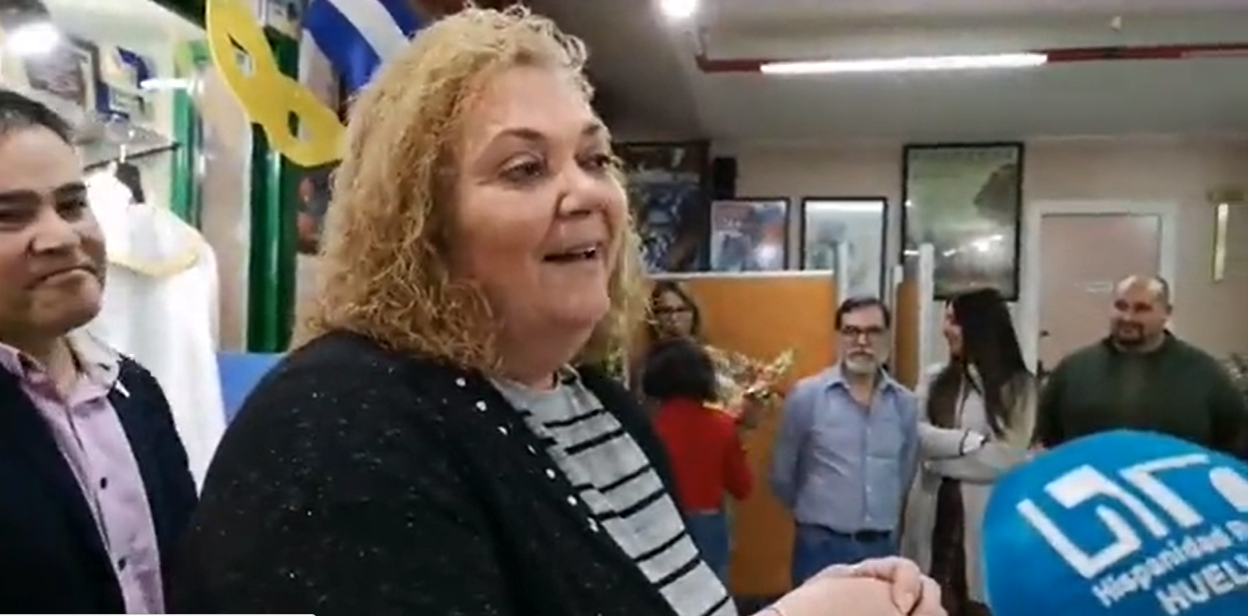 Piropo Mujer Carnavalera 2020 Peña La Noria