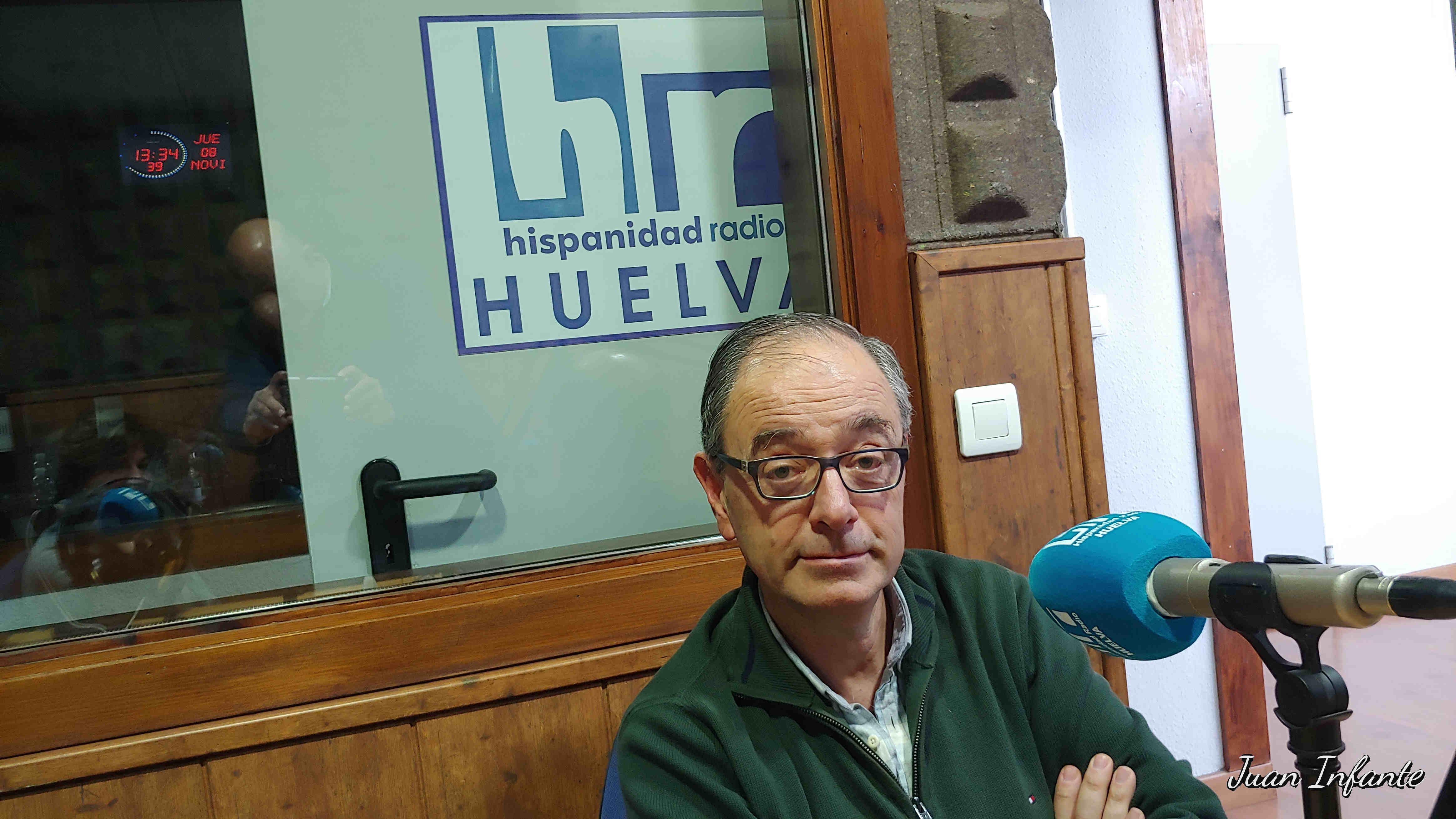 Queremos Saber 08-11-2018-Antonio Ortega-Médico de Familia del Centro de Salud del Torrejón
