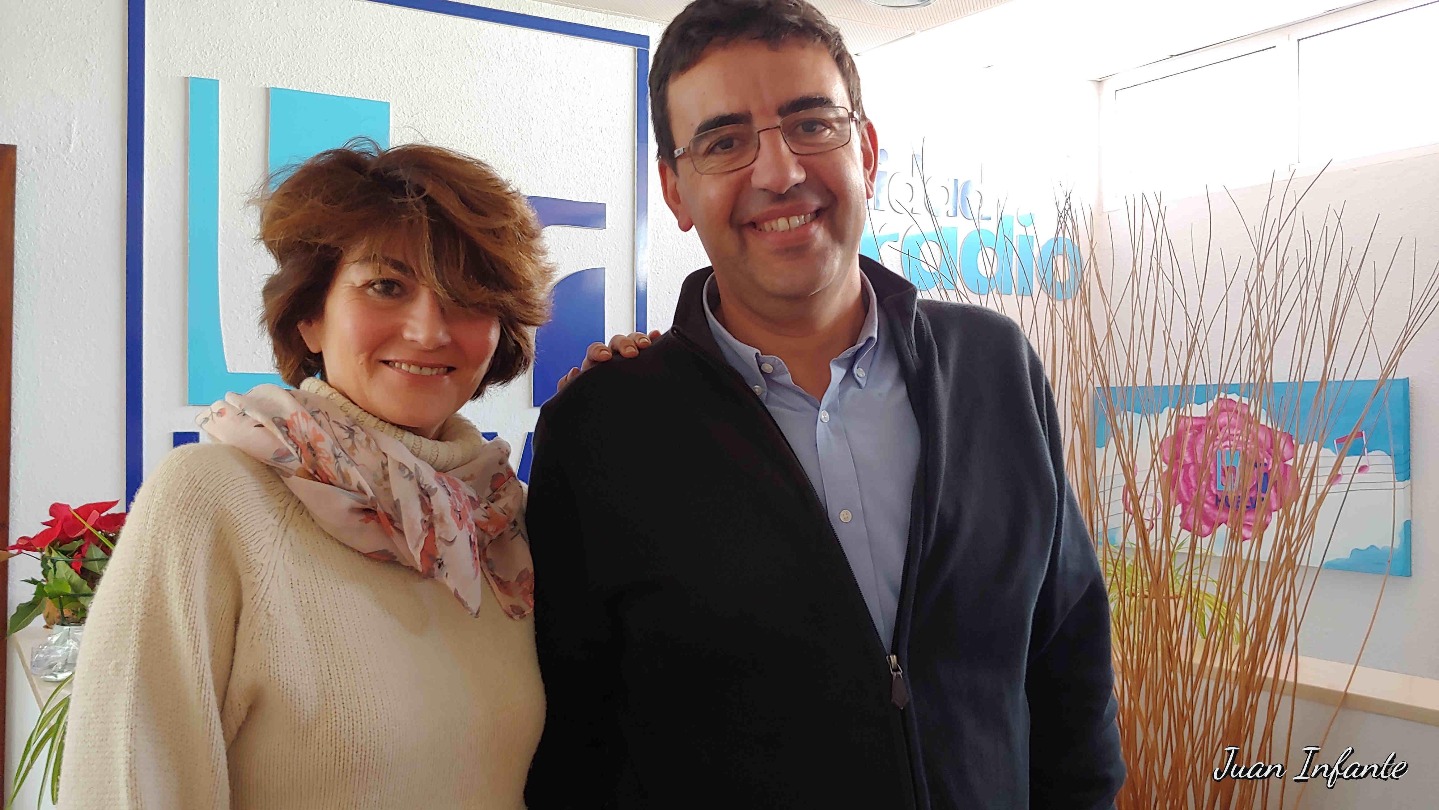 Queremos Saber 16-11-2018- Mario Jiménez, El cabeza de lista por #Huelva al Parlamento Andaluz Elecciones 2D