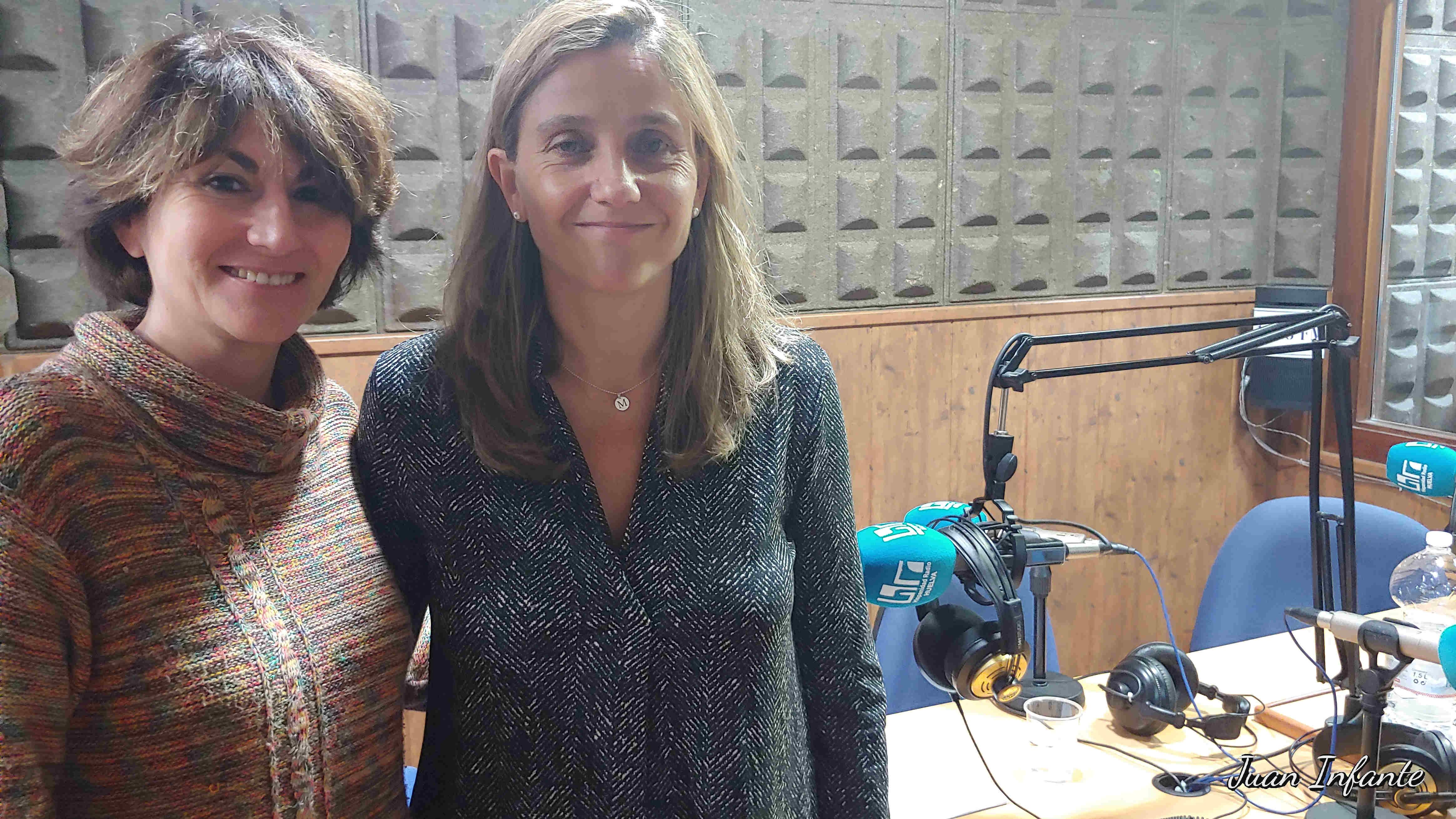 Queremos Saber-22-11-2018- María Villadeamigo Segunda Teniente Alcalde Economía y Hacienda del Ayuntamiento de Huelva