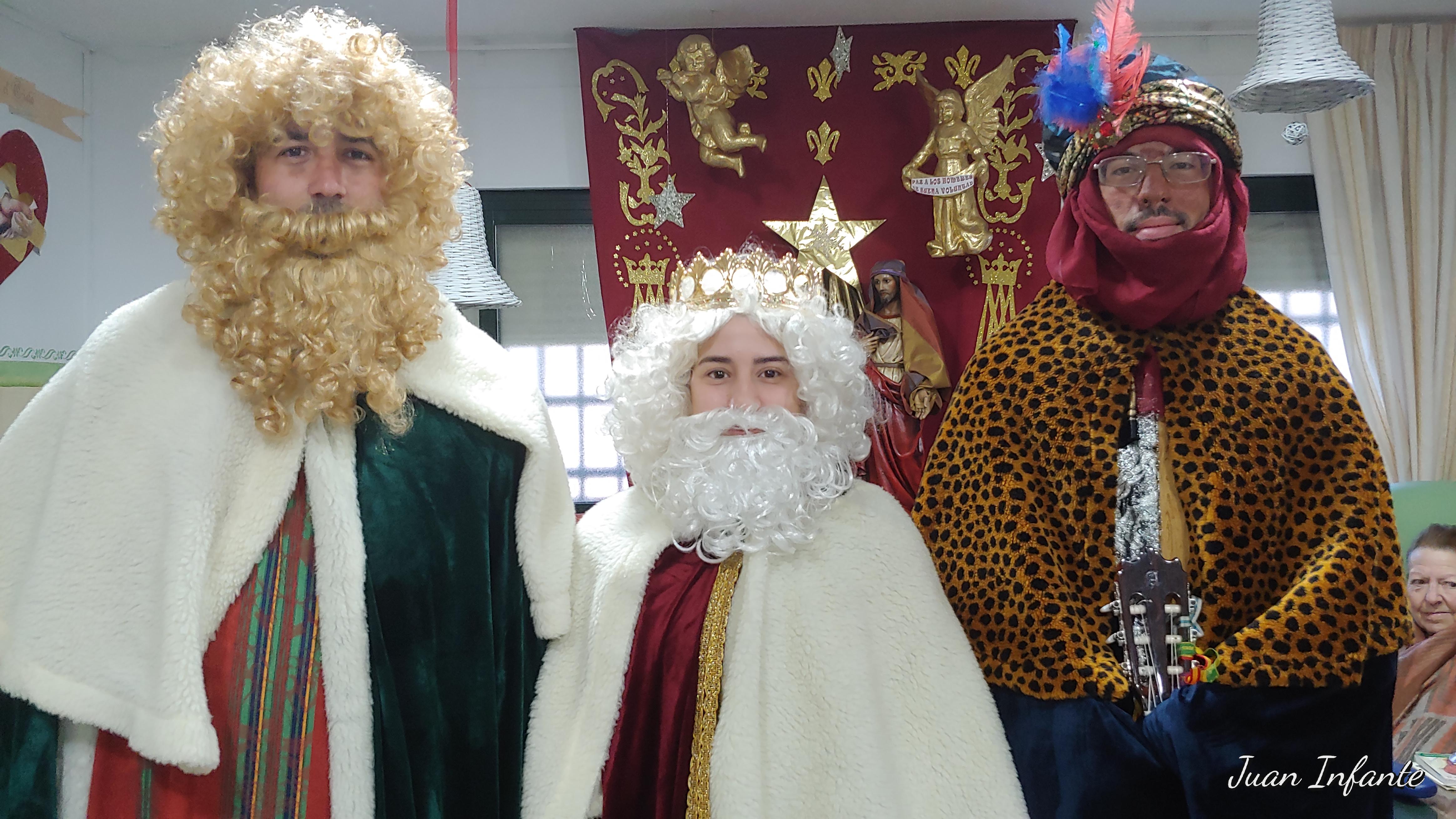Reyes Magos en la Hispanidad 06-01-2019