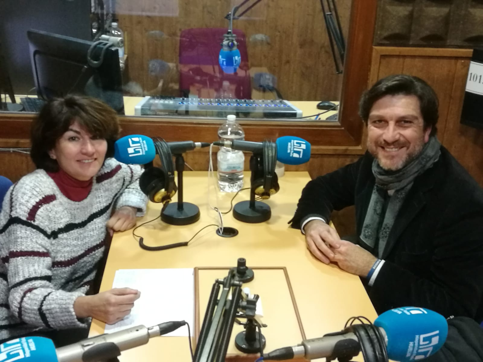 Queremos Saber 10-01-2019 Enrique Gaviño Concejal de Seguridad Ciudadana. Movilidad y Tráfico del Ayuntamiento de Huelva