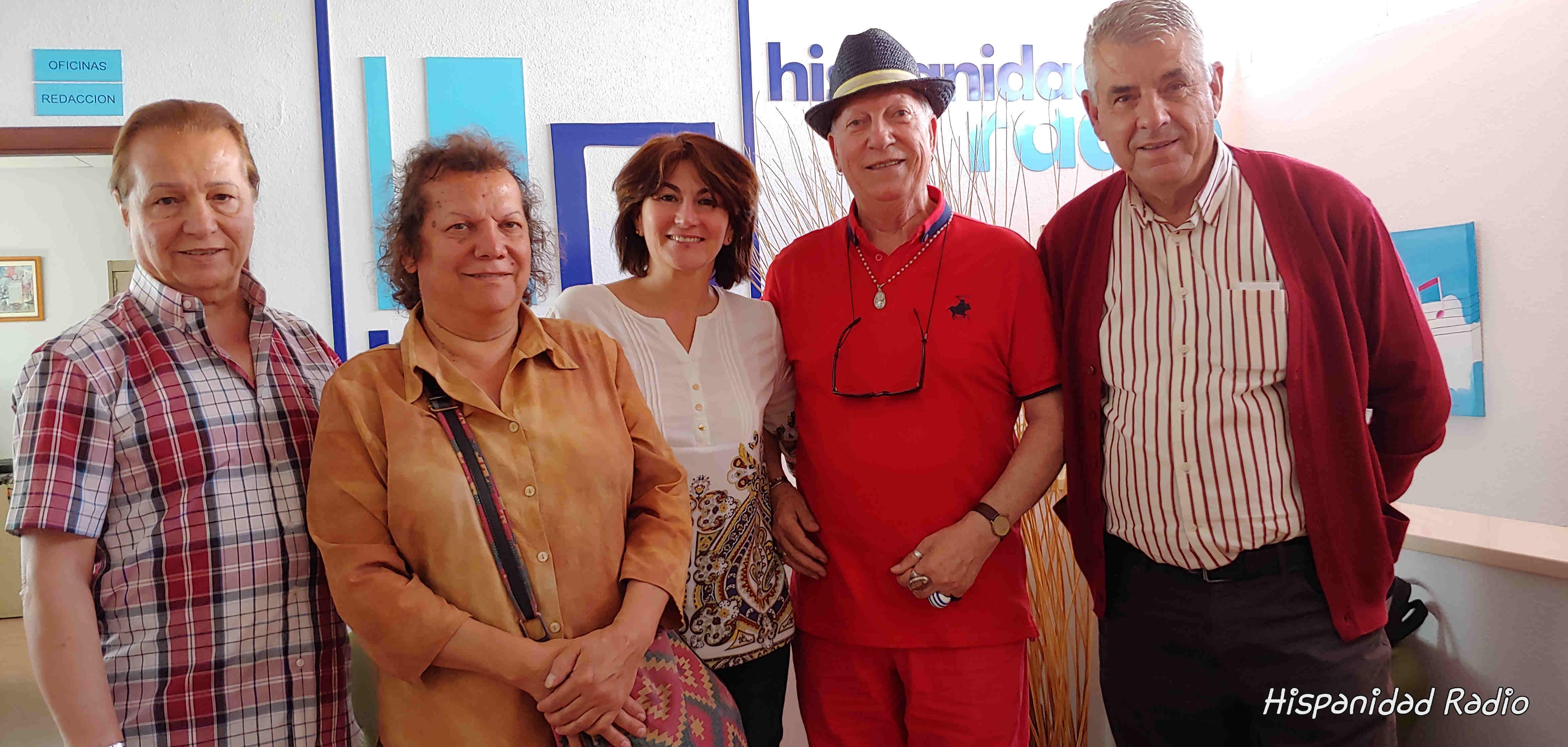 Queremos Saber 29-04-2019, presentación Gala Solidaria de la Moni de Huelva