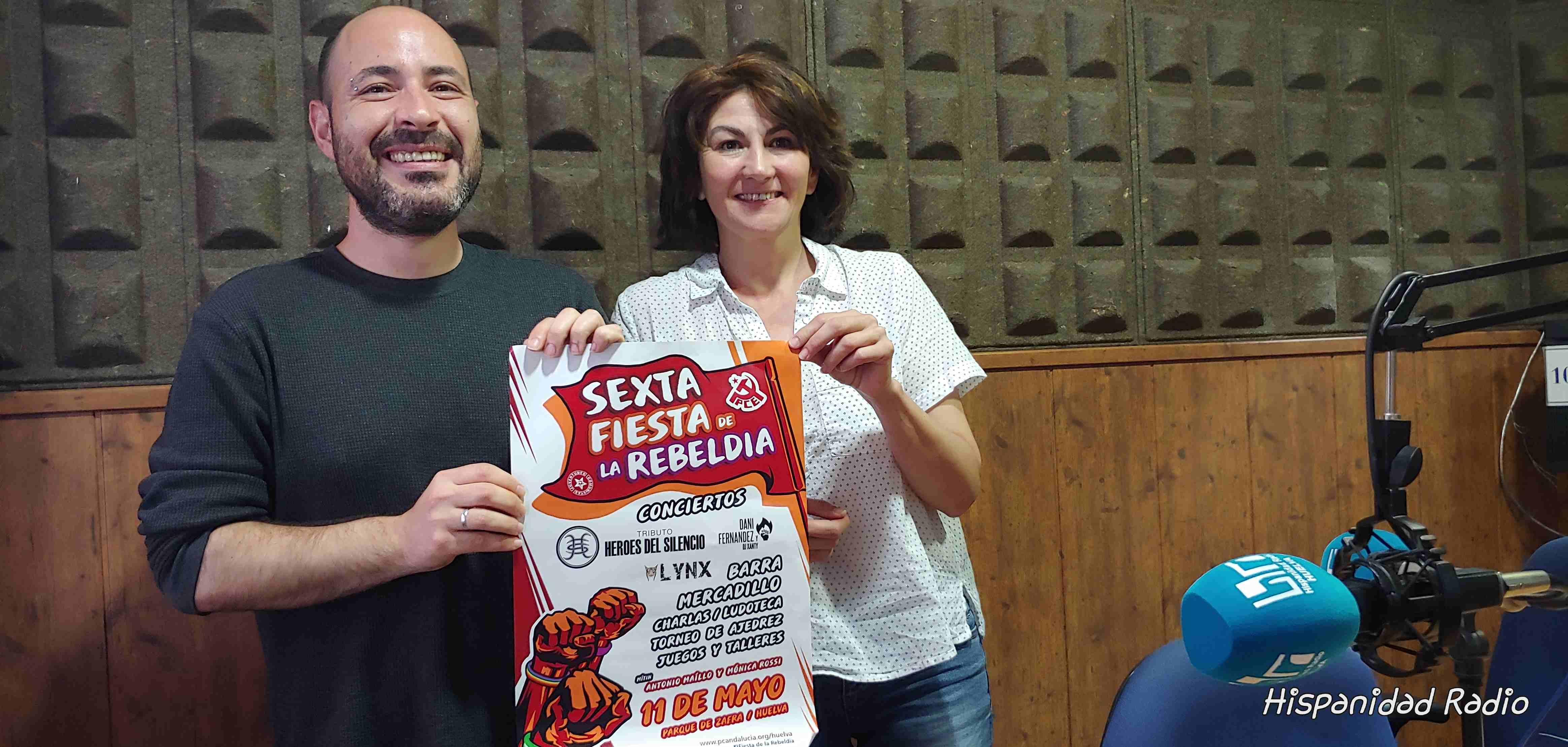 Queremos Saber 03-05-2019 PCA -Fiesta de la Reberdia