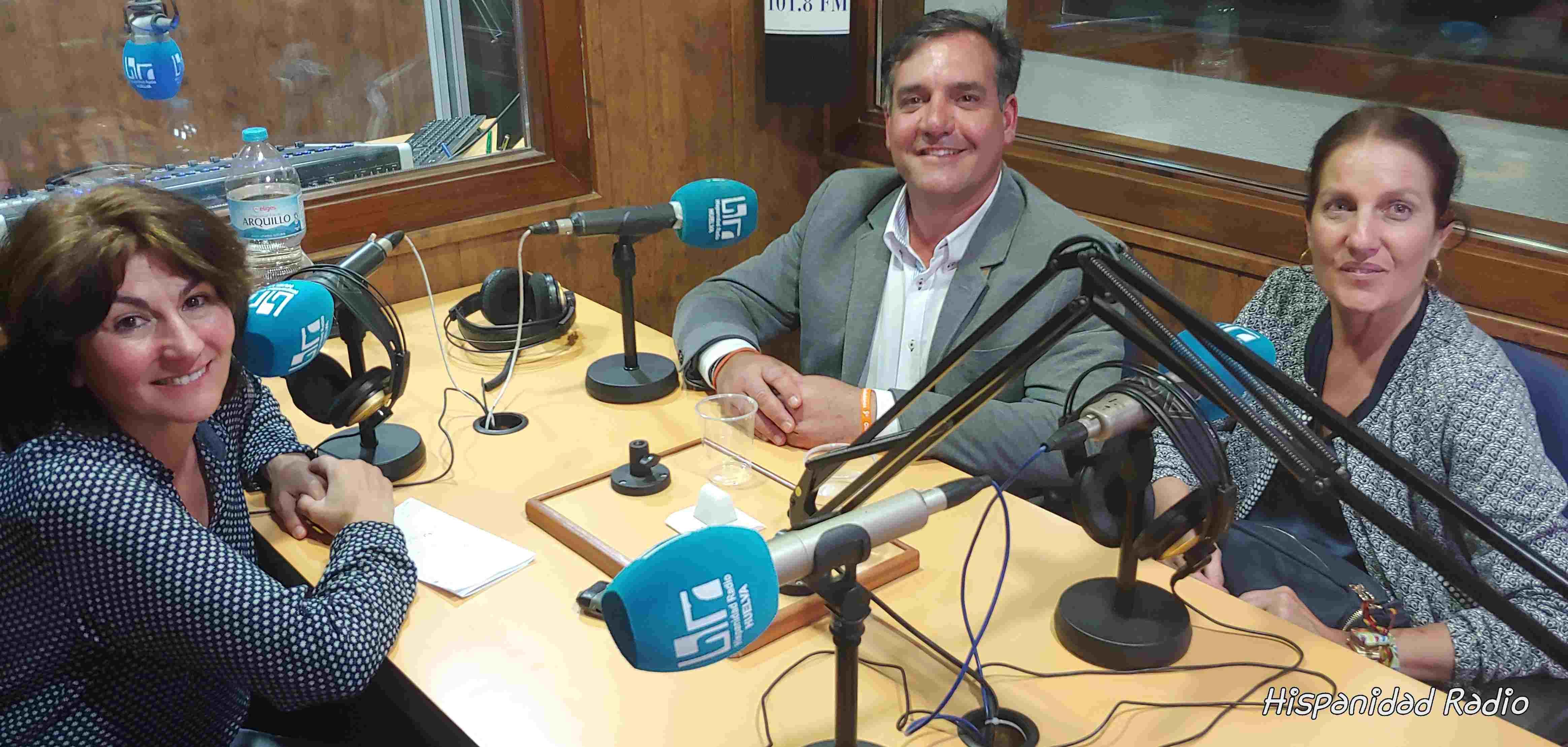 Queremos Saber 06-05-2019 Néstor Santos Candidato a la Alcaldía por Ciudadanos por Huelva