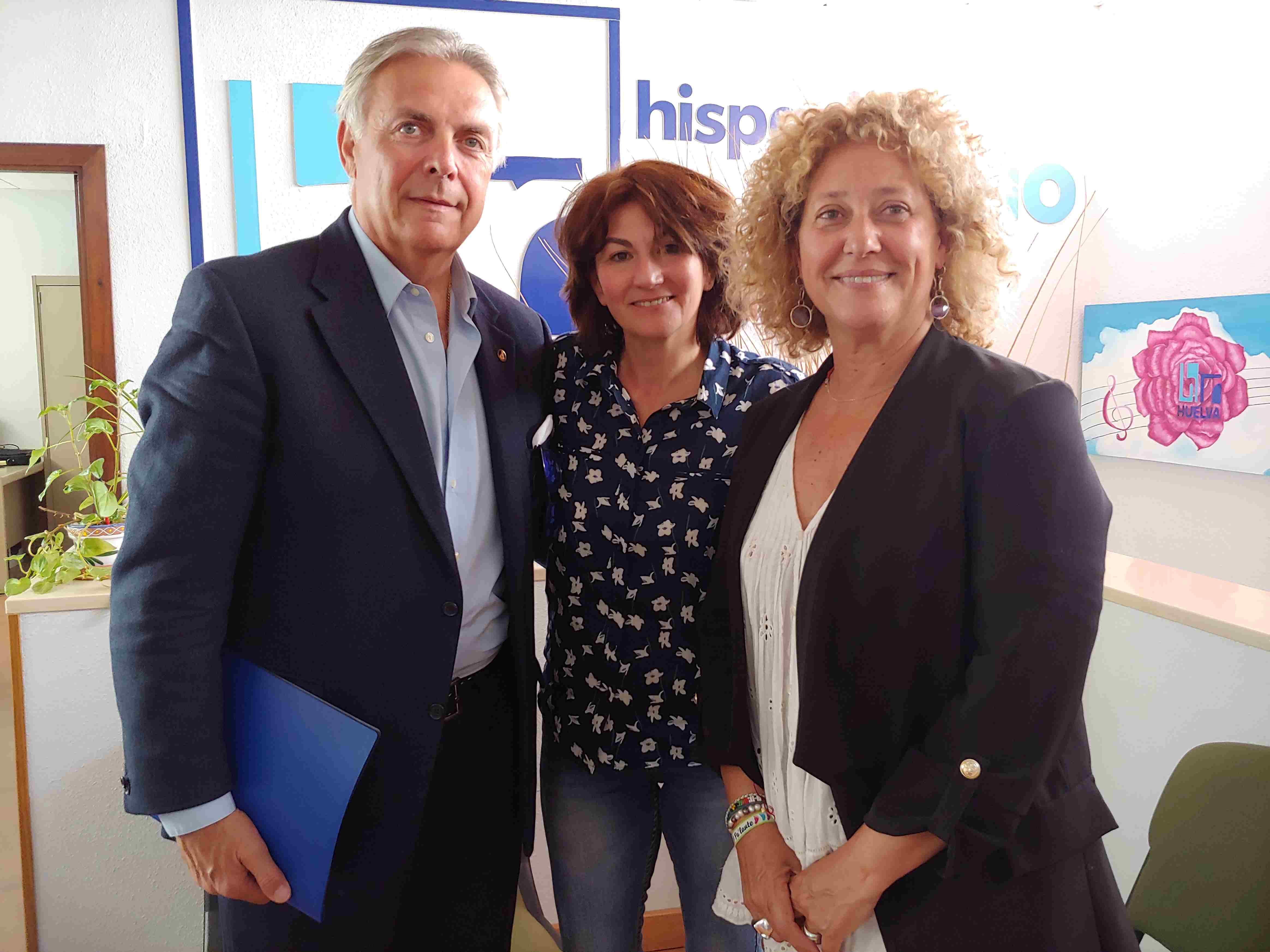 Queremos Saber 08-05-2019 Pilar Marín Candidata PP  Alcaldía Ayuntamiento de Huelva