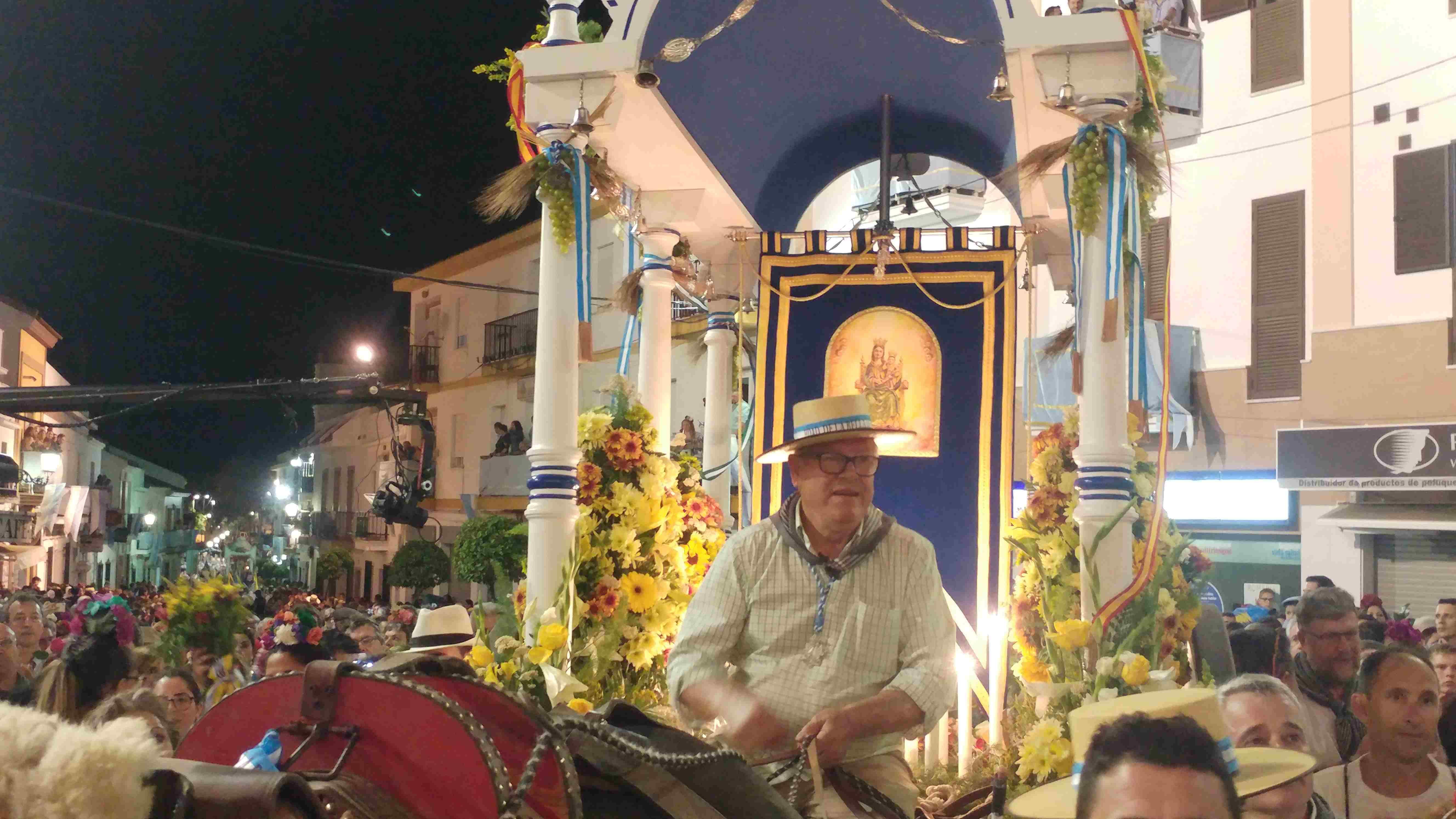 Hermandad de la Bella de Huelva en Lepe 10-05-2019
