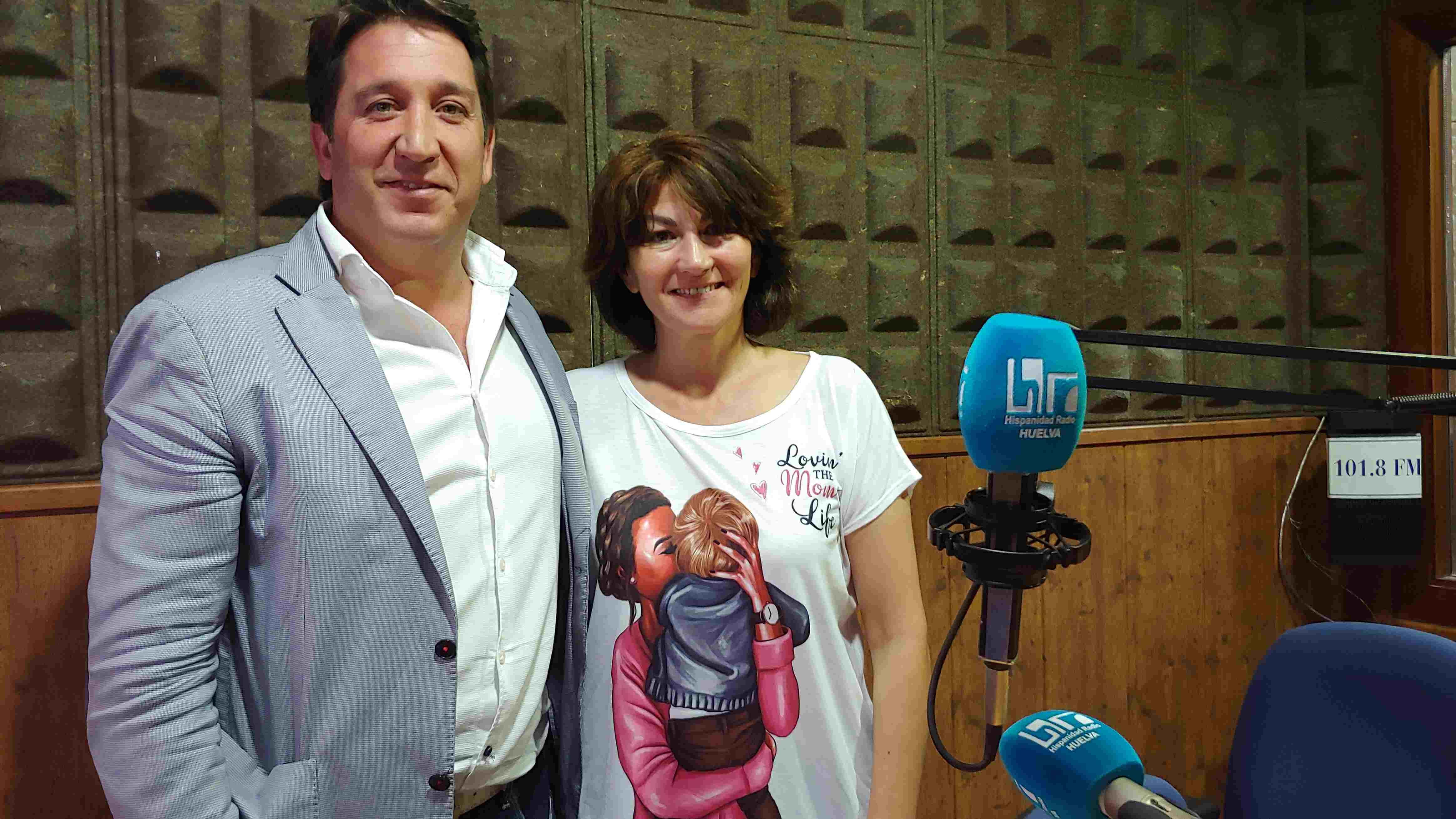 Queremos Saber 14-05-2019-Ruperto Gallardo Alcaldable por Creo en Huelva