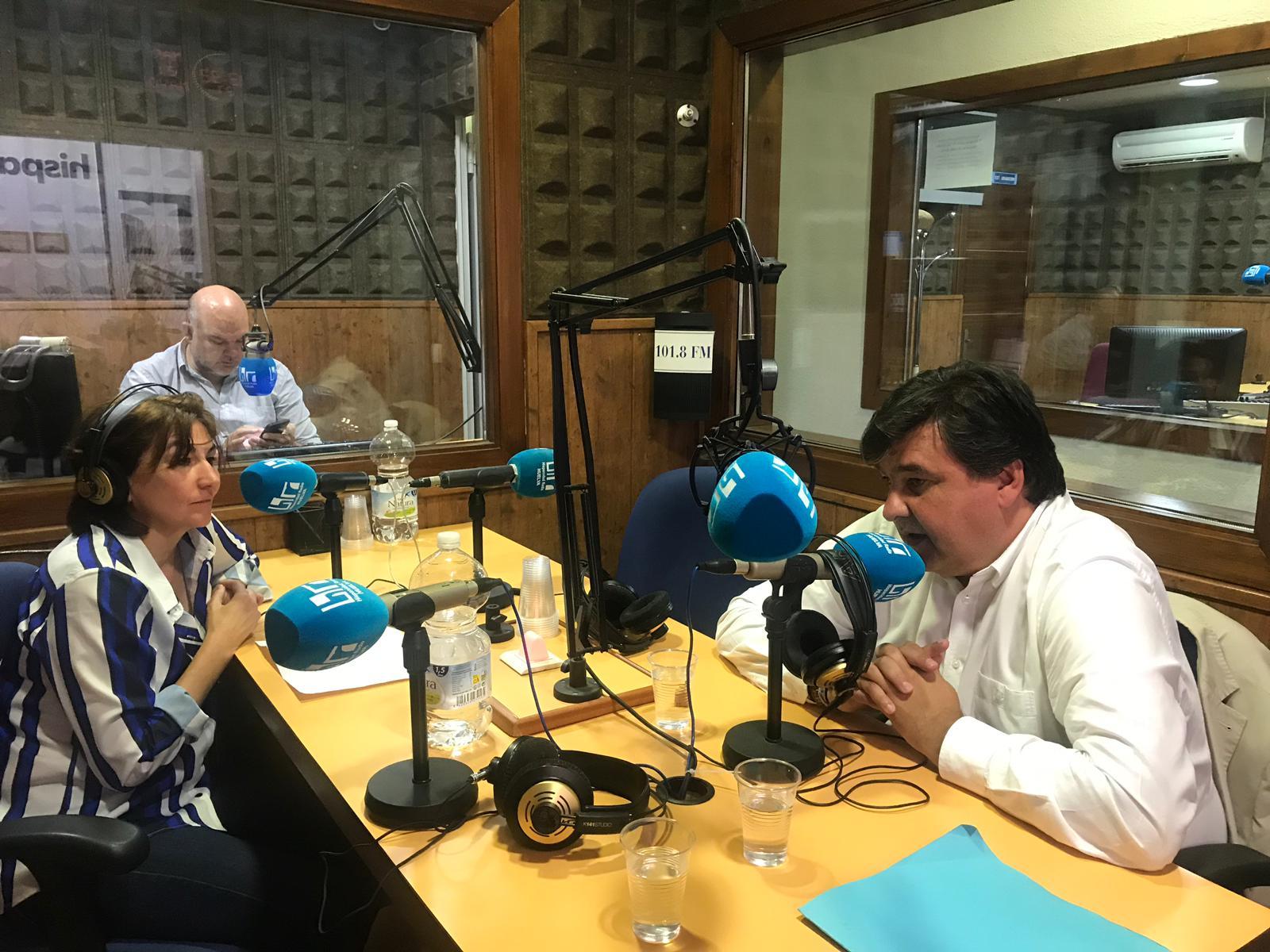 Queremos Saber 21-05-2019 Gabriel Cruz candidato alcaldía por el PSOE de Huelva