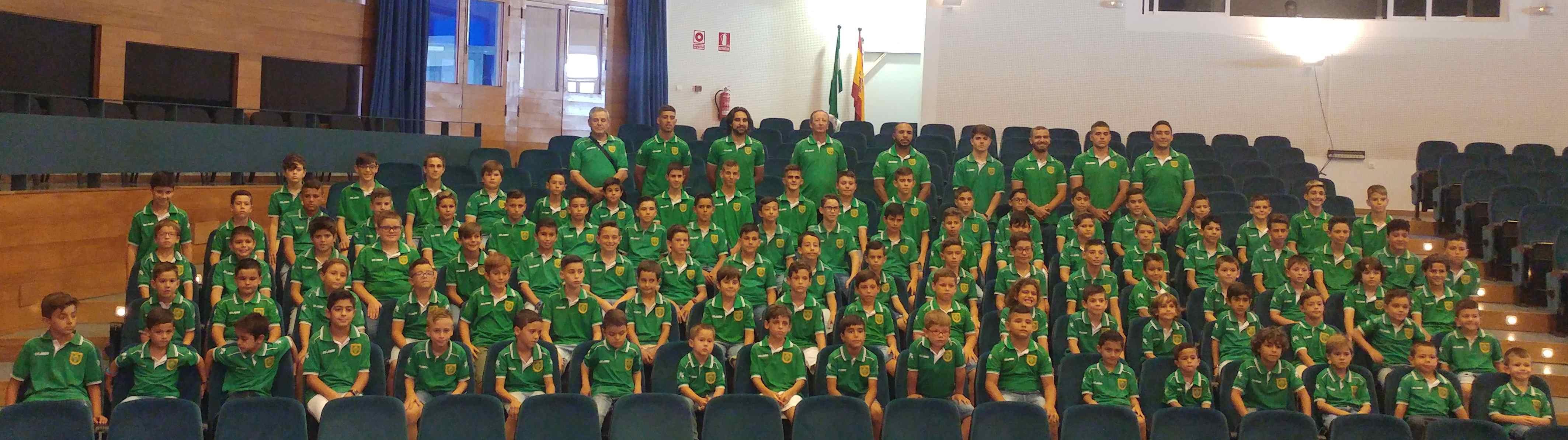 Gala Clausura temporada CD Verdeluz 19-06-2019