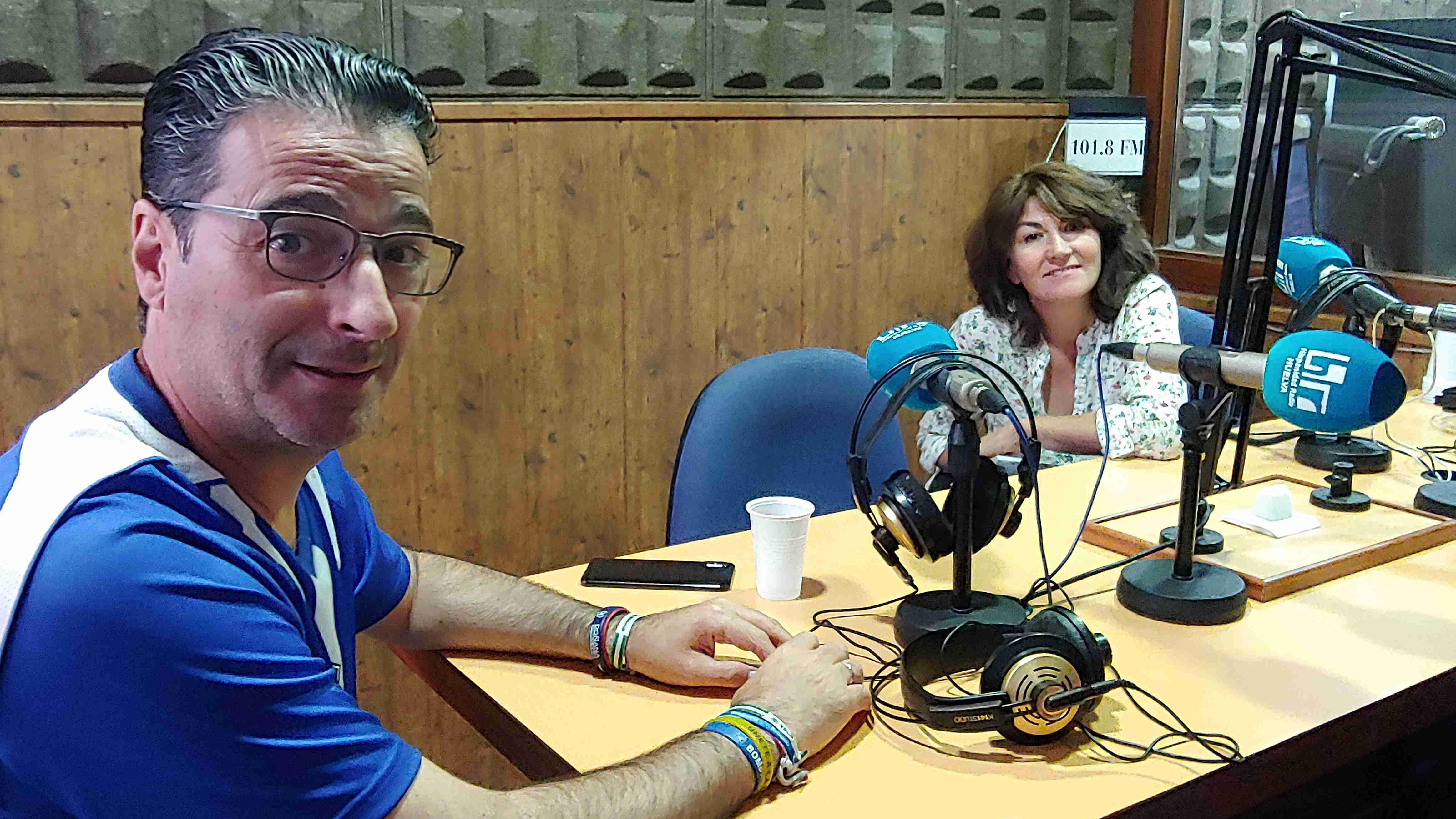 Queremos Saber 21-08-2019- José A. Cabrera, Plataforma por las Infraestructuras en Huelva