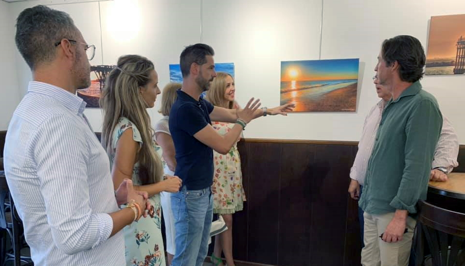 Queremos Saber 04-09-2019 Juan Bustamante exposición Fotografías de Huelva