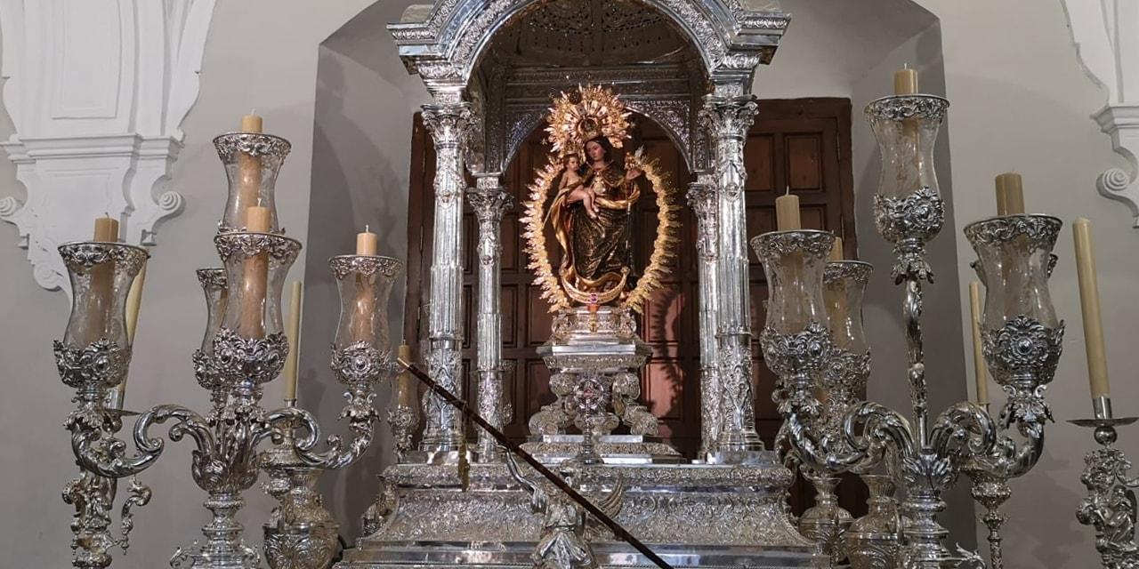 Ofrenda Floral Patrona de Huelva, Virgen de la Cinta 06-09-2019