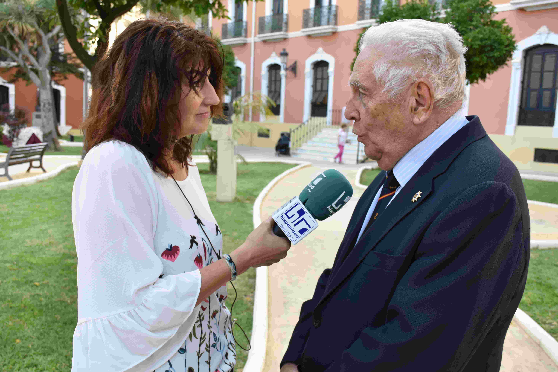 Queremos Saber 03-10-2019 D. José María Segovia, presidente de la Real Sociedad Colombina Onubense