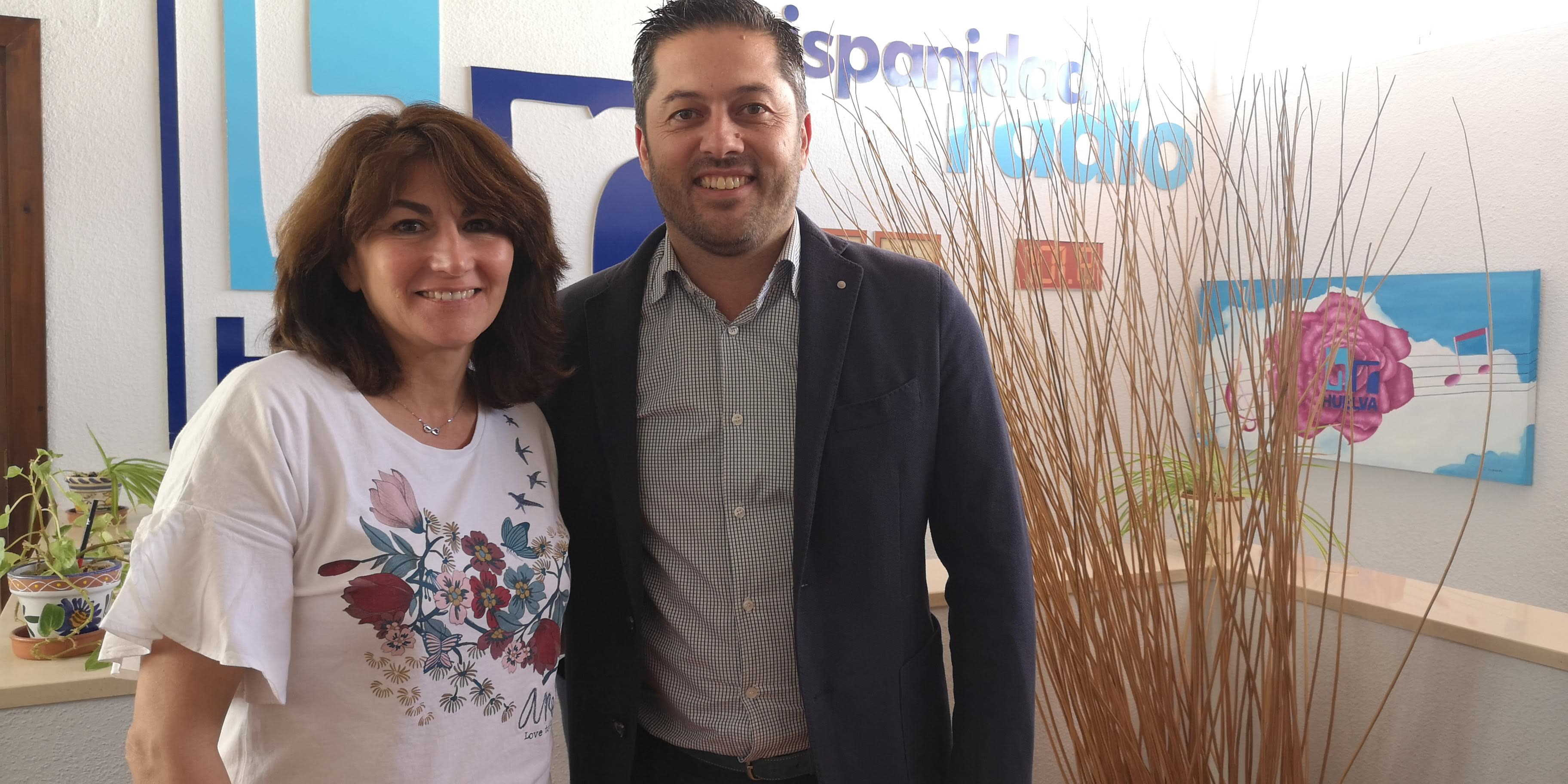 Queremos Saber 04-10-2019 Francisco José Baluffo Portavoz equipo de Gobierno Ayuntamiento de Huelva