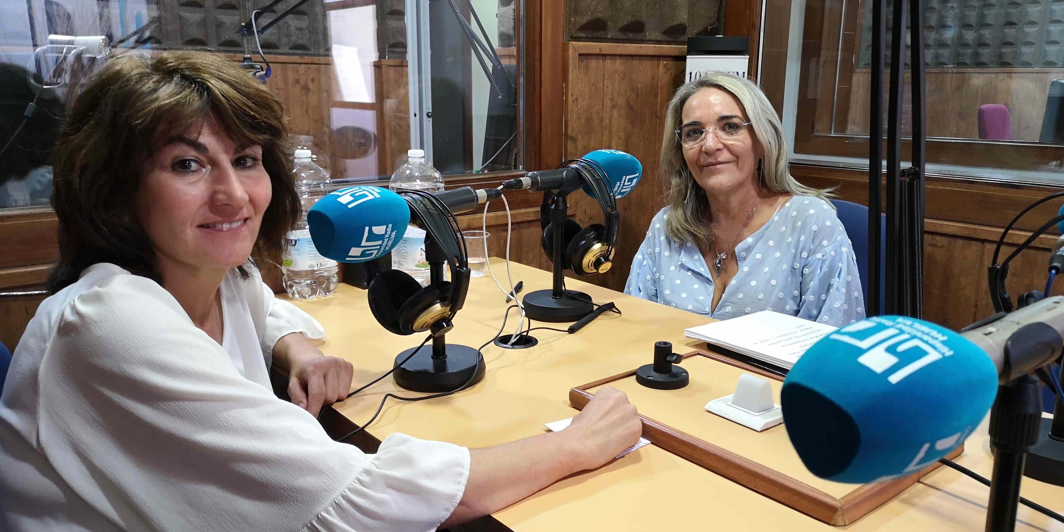 Queremos Saber 14-10-2019  Josefa González Bayo, Candidata a Senadora por el PSOE de Huelva