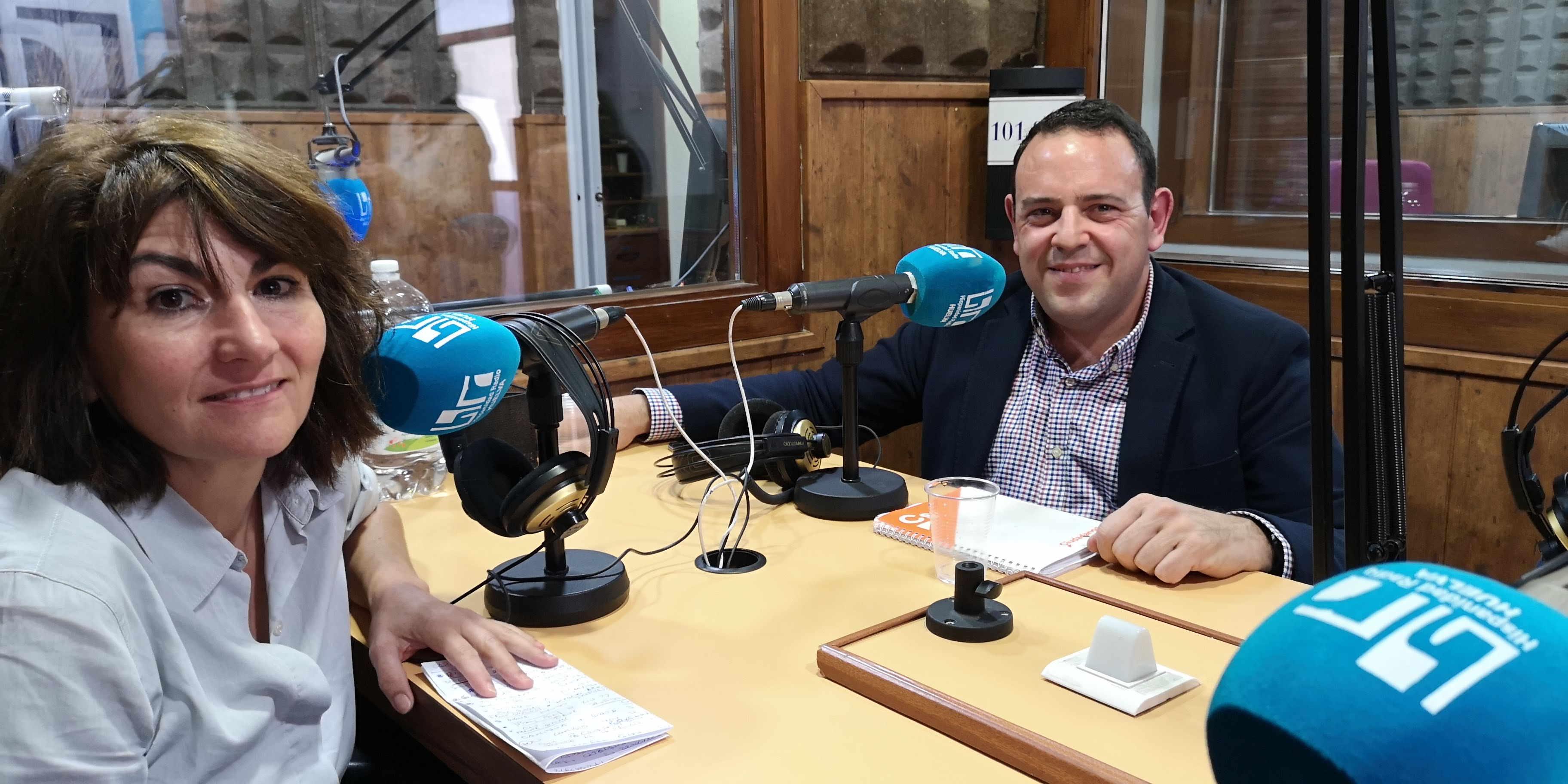 Queremos Saber 16-10-2019 Carlos Hermoso, Candidato a Diputado de Ciudadanos por Huelva.