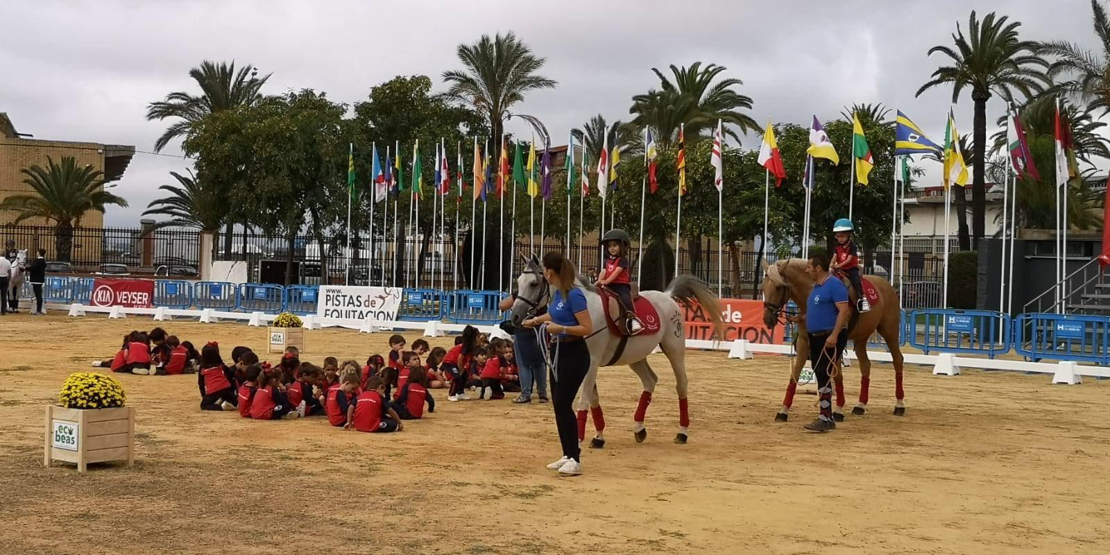 Queremos Saber- 18-10-2019 Feria de Otoño de Huelva