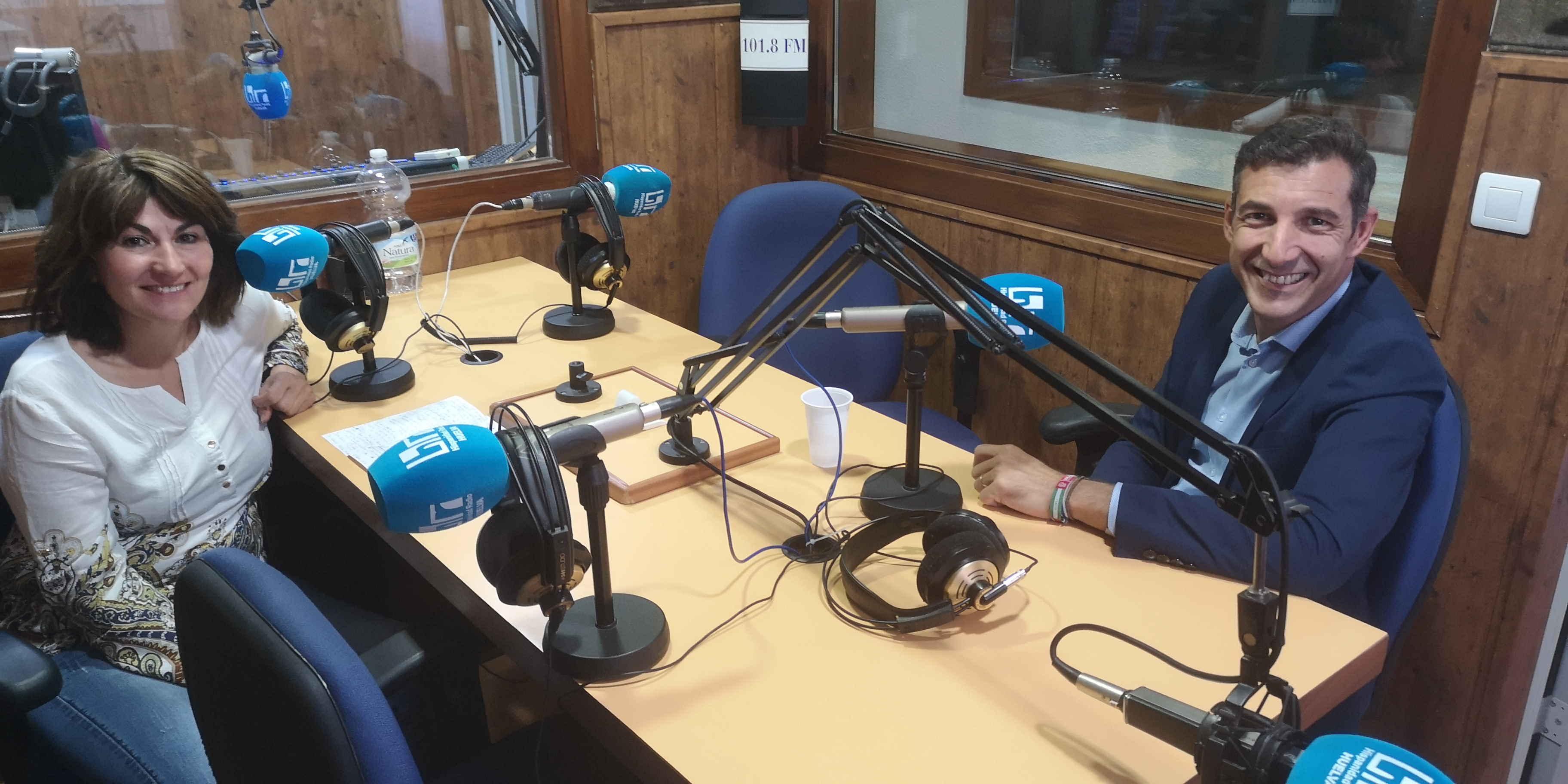 Queremos Saber 25-10-2019 Jesús González, Candidato N3 al Senado por PSOE de Huelva