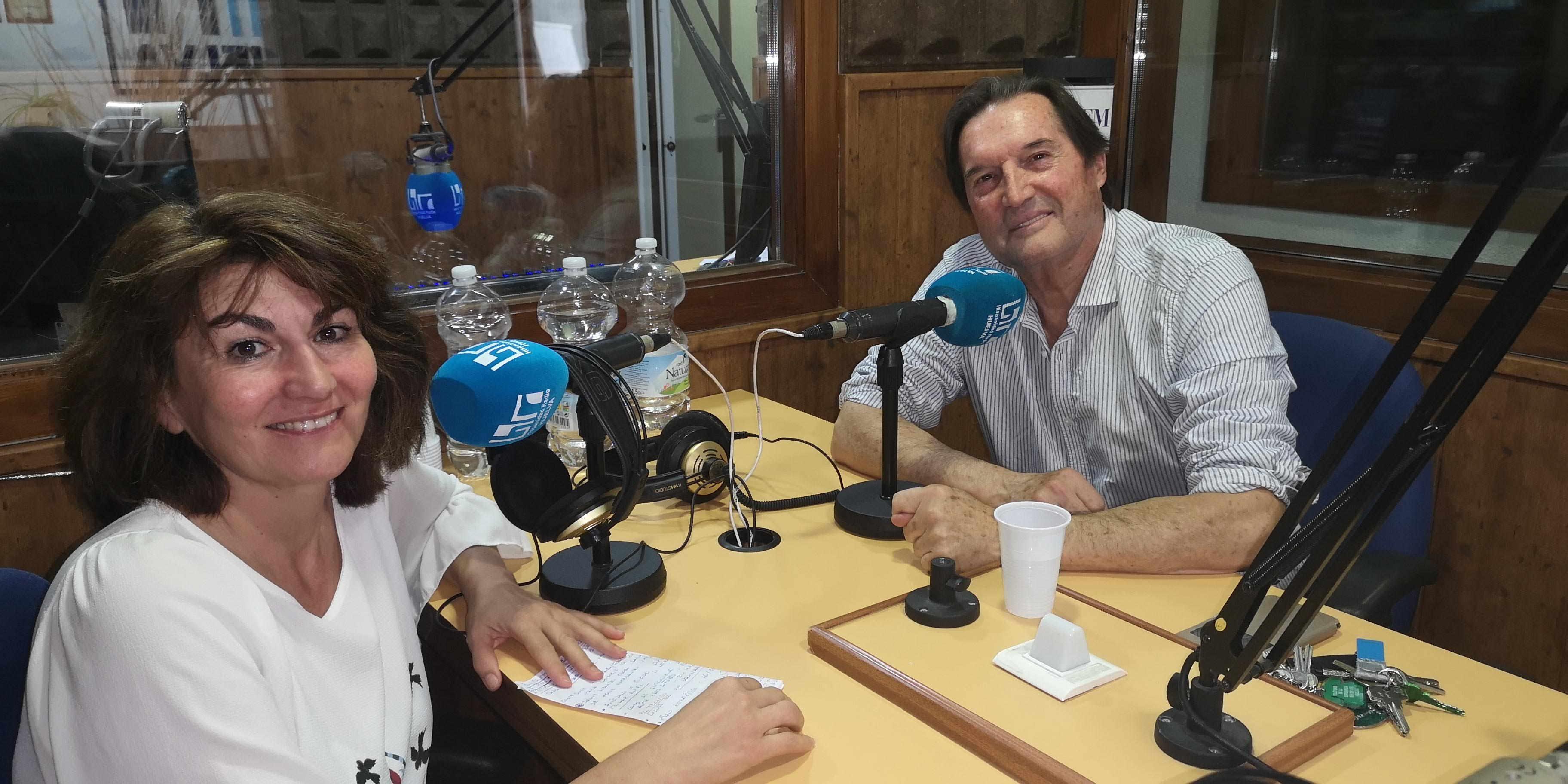 Queremos Saber 28-10-2019 Luís Benítez, Presidente en Huelva del Teléfono de la Esperanza