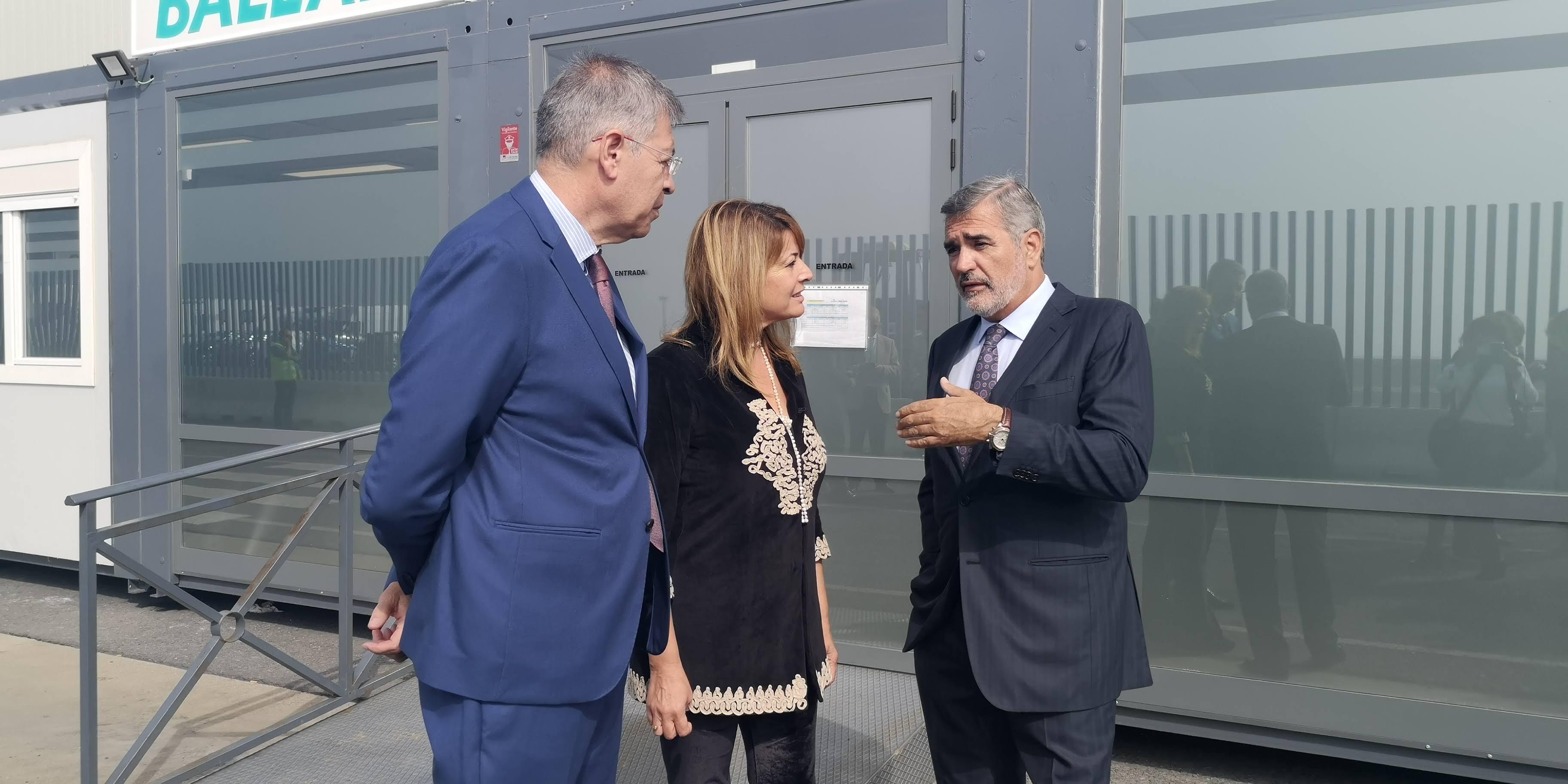 Queremos Saber 29-10-2019 Carmelo Romero- N1 al Congreso de los Diputados por PP de Huelva-Puerto de Huelva