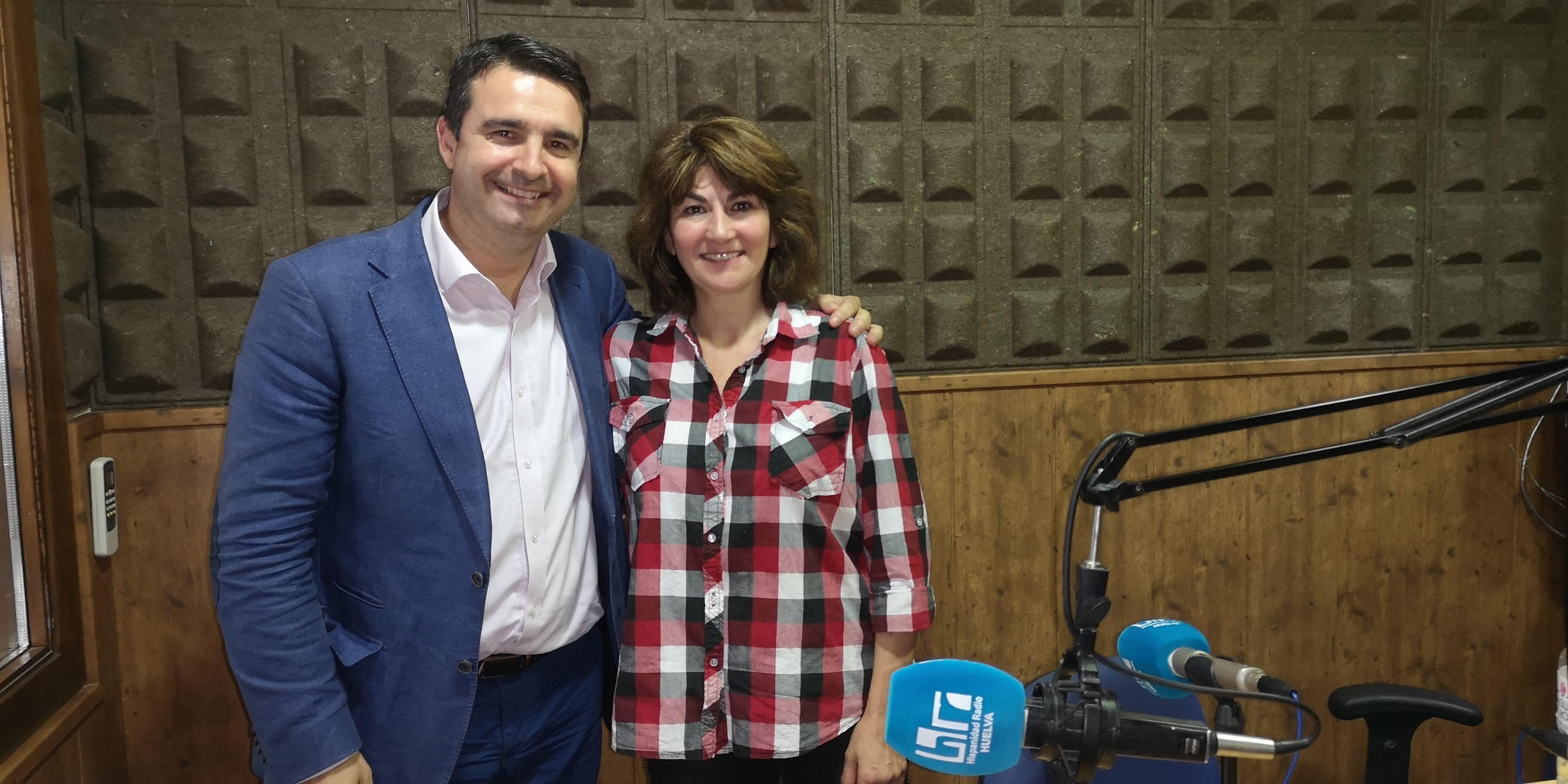 Queremos Saber 31-10-2019 Amaro Huelva, Candidato N1 al Senado, por PSOE de Huelva