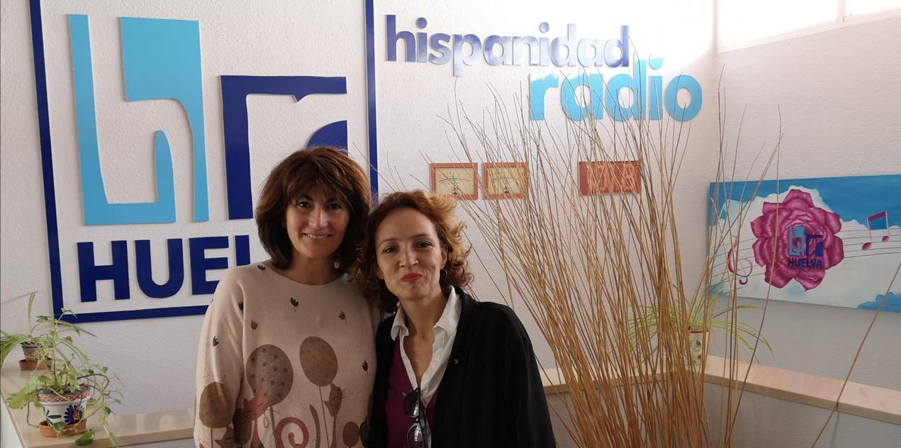 Queremos Saber 05-11-2019 Silvia Zambrano, Candidata nº 2 al Congreso de los Diputados por Unidas Podemos de Huelva