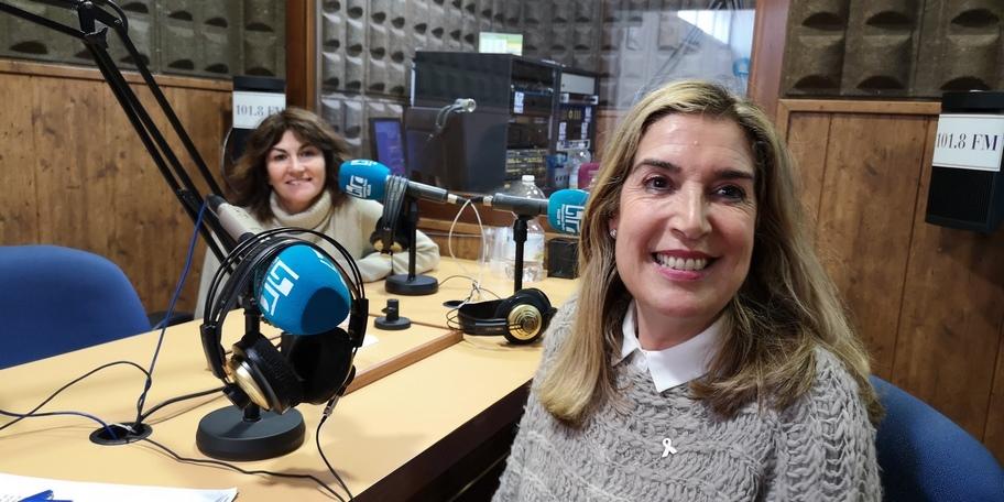 Queremos Saber 25-11-2019 Manuela Serrano Parlamentaria por PSOE de Huelva- Junta Andalucía