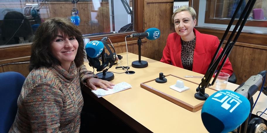 Queremos Saber 28-11-2019 Tania González, concejala de Comercio y Mercados del Ayuntamiento de Huelva,
