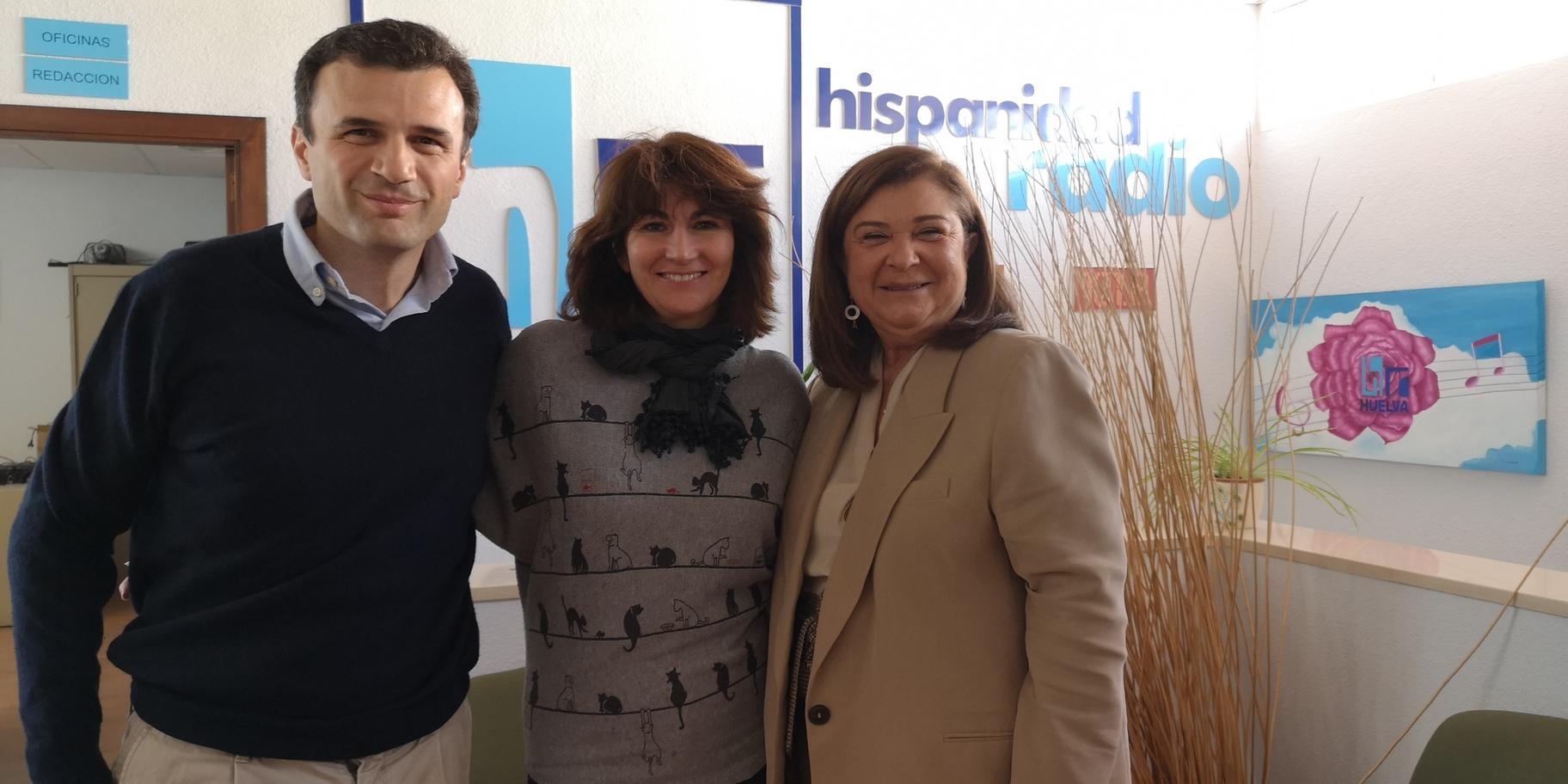 Queremos Saber 03-12-2019 Carmen Cespedes Parlamentaria por  el PP de Huelva