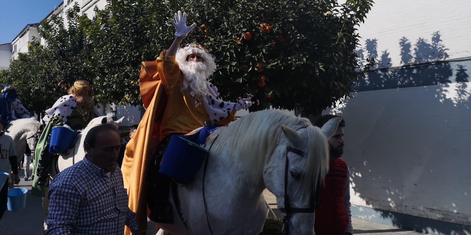 Reyes Magos Hispanidad 2020