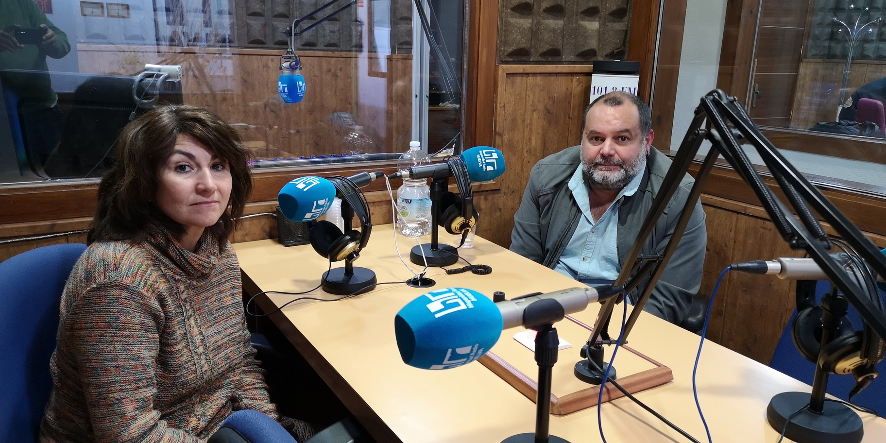 Queremos Saber 13-01-2020 Rafael Sanchez Rufo, Coordinador Provincial de Izquierda Unida en Huelva