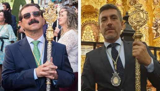 50 años de Hermandad-Huelva y Barcelona