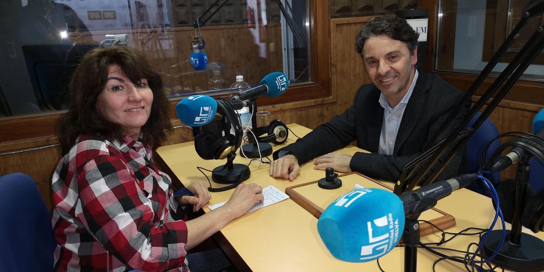 Queremos Saber 14-02-2020-Jesús Bueno, Concejal de Empleo, Desarrollo Económico y Planificación Estratégica del Ayuntamiento de Huelva
