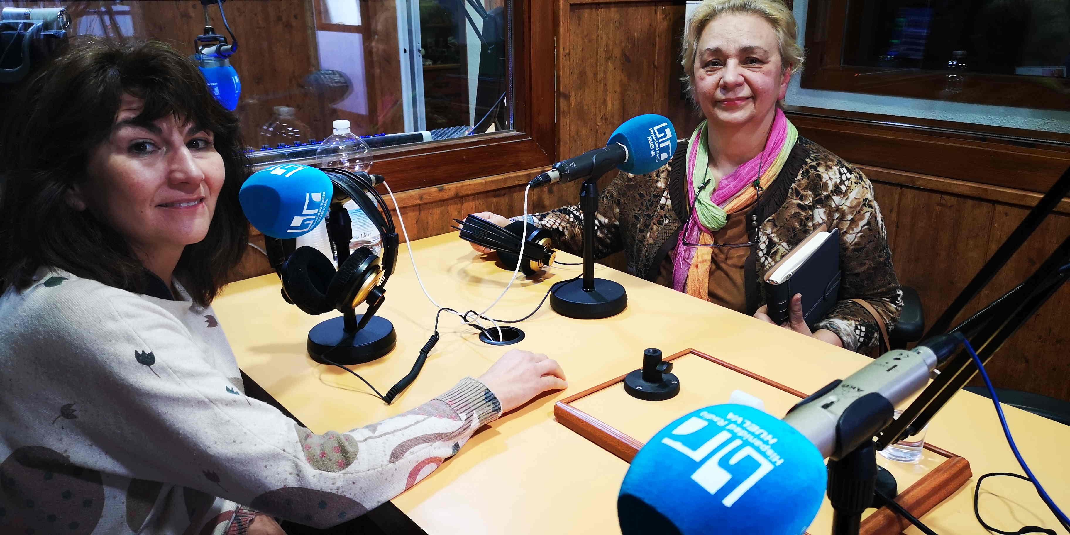 Queremos Saber 17-02-2020 Manoli Zambrano diseñadora de moda Flamenca