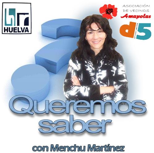 Queremos Saber 18-05-2020 Carmen Orta, Presidenta de la A.VV. Amapolas