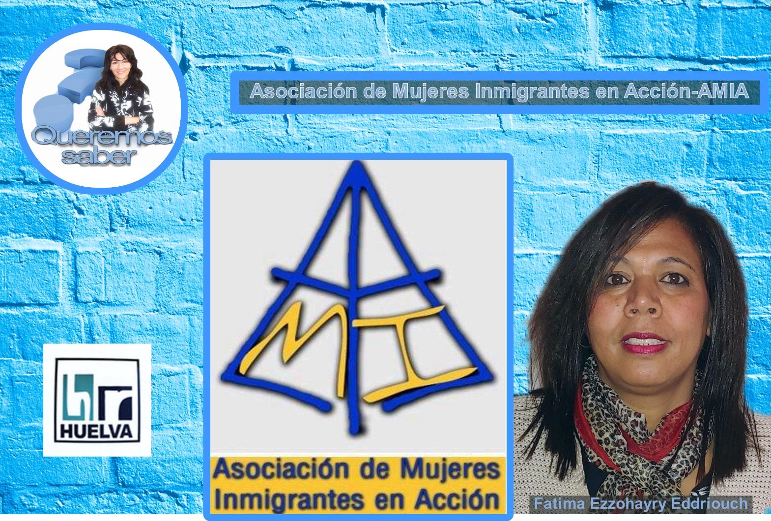 Queremos Saber 16-06-2020 Asociación de Mujeres Inmigrantes en Acción-AMIA