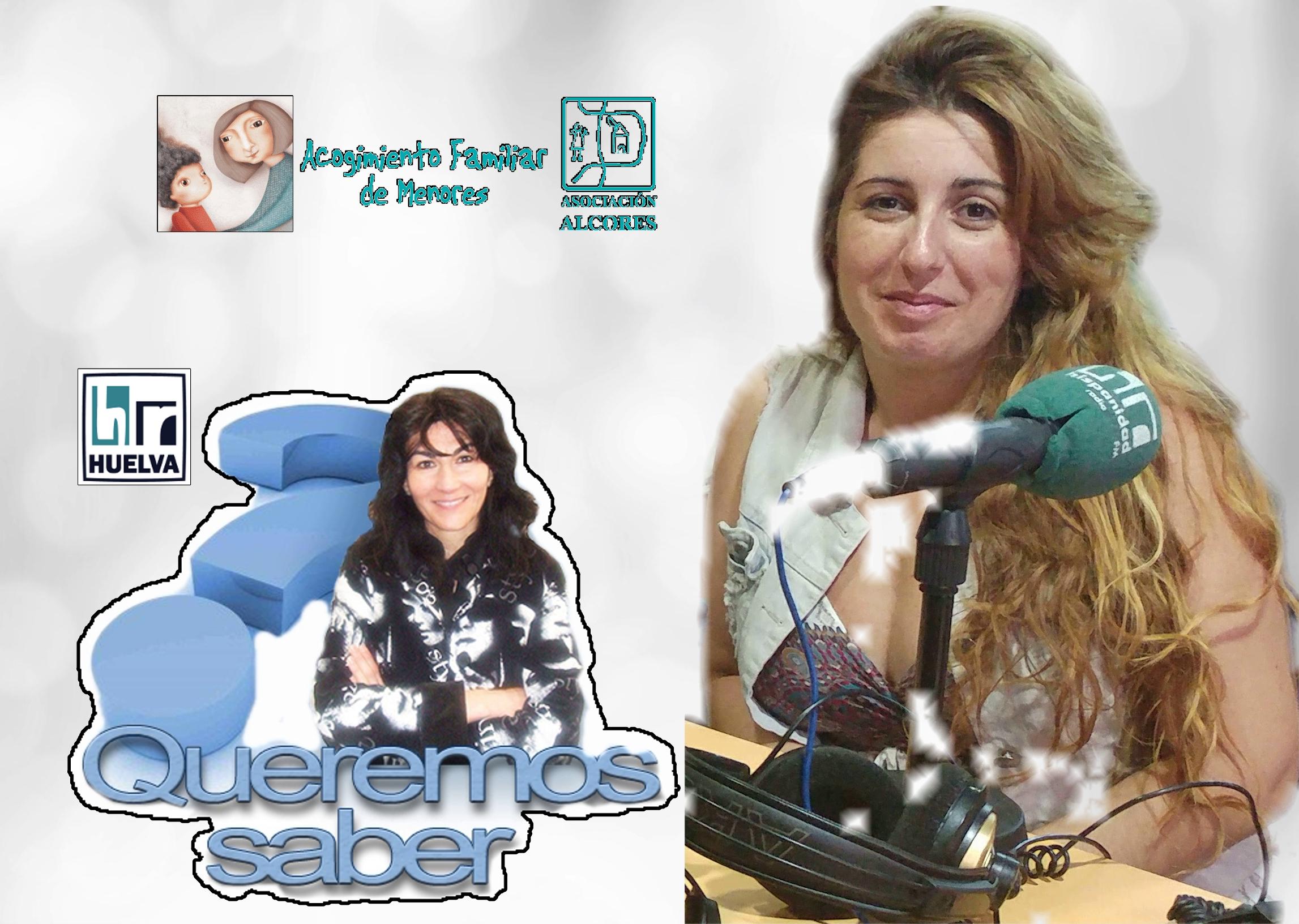 Queremos Saber 02-07-2020 Asociación Alcores, Trabajadora Social Nazaret Gómez