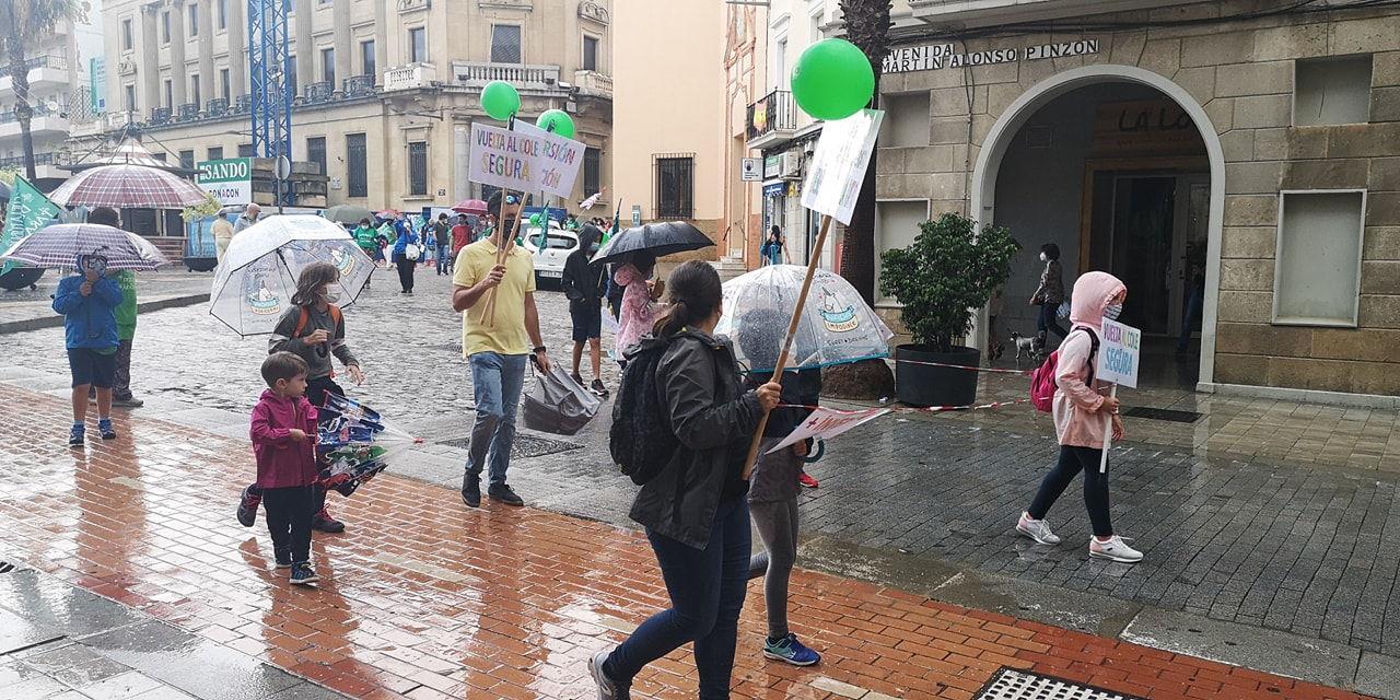 Queremos Saber 18-09-2020 Movilización y huelga educativa en Huelva