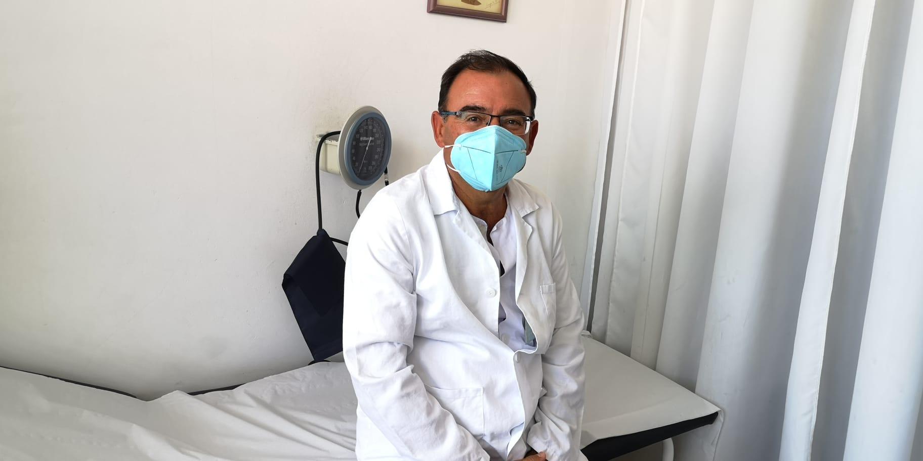 Queremos Saber 22-10-2020 D. Jesús Pardo, Director Centro Salud del Torrejón-Vacunación Gripe