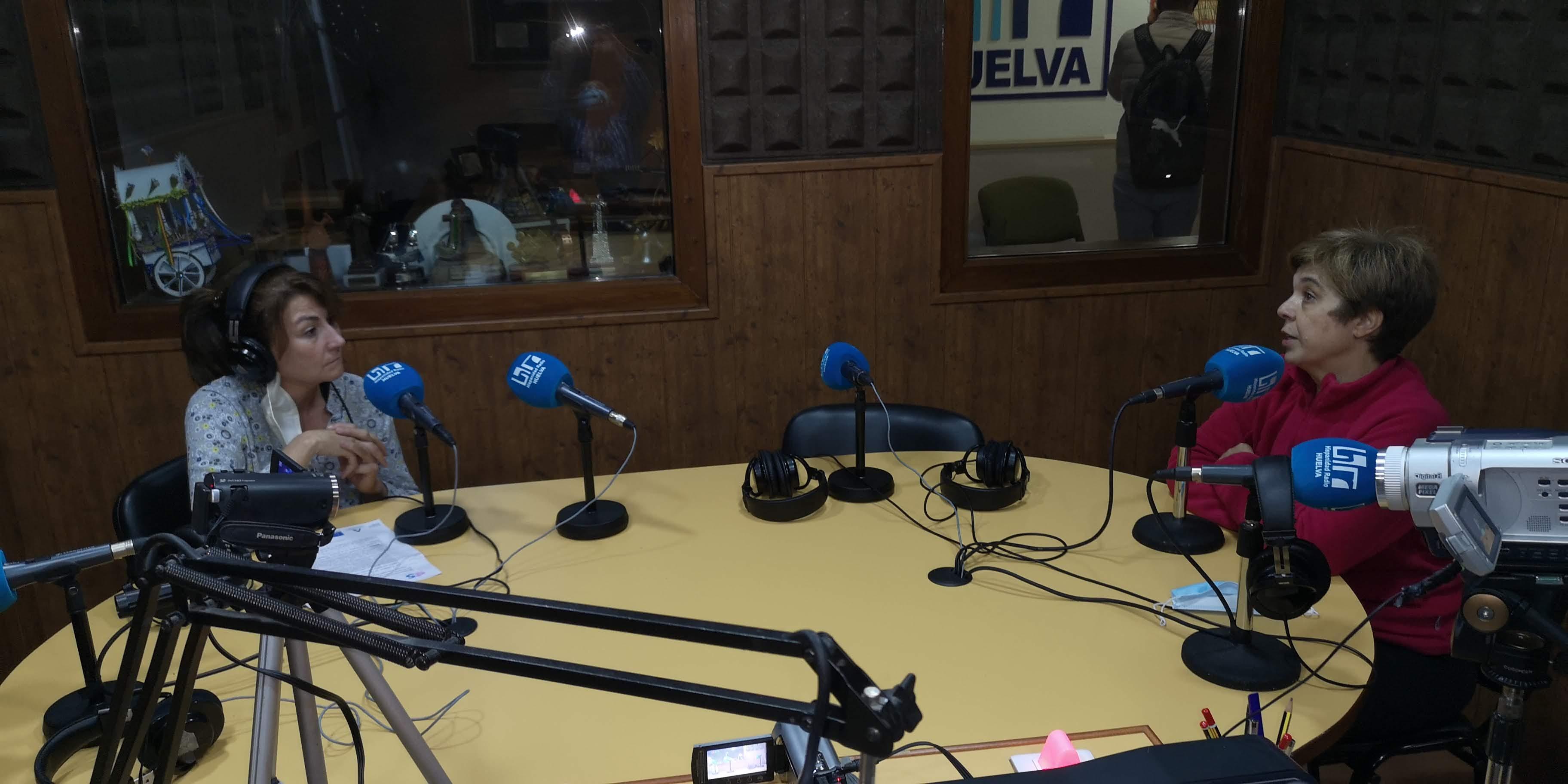 Queremos saber 04-11-2020 Manoli García Técnica Plan Integral Distrito 5