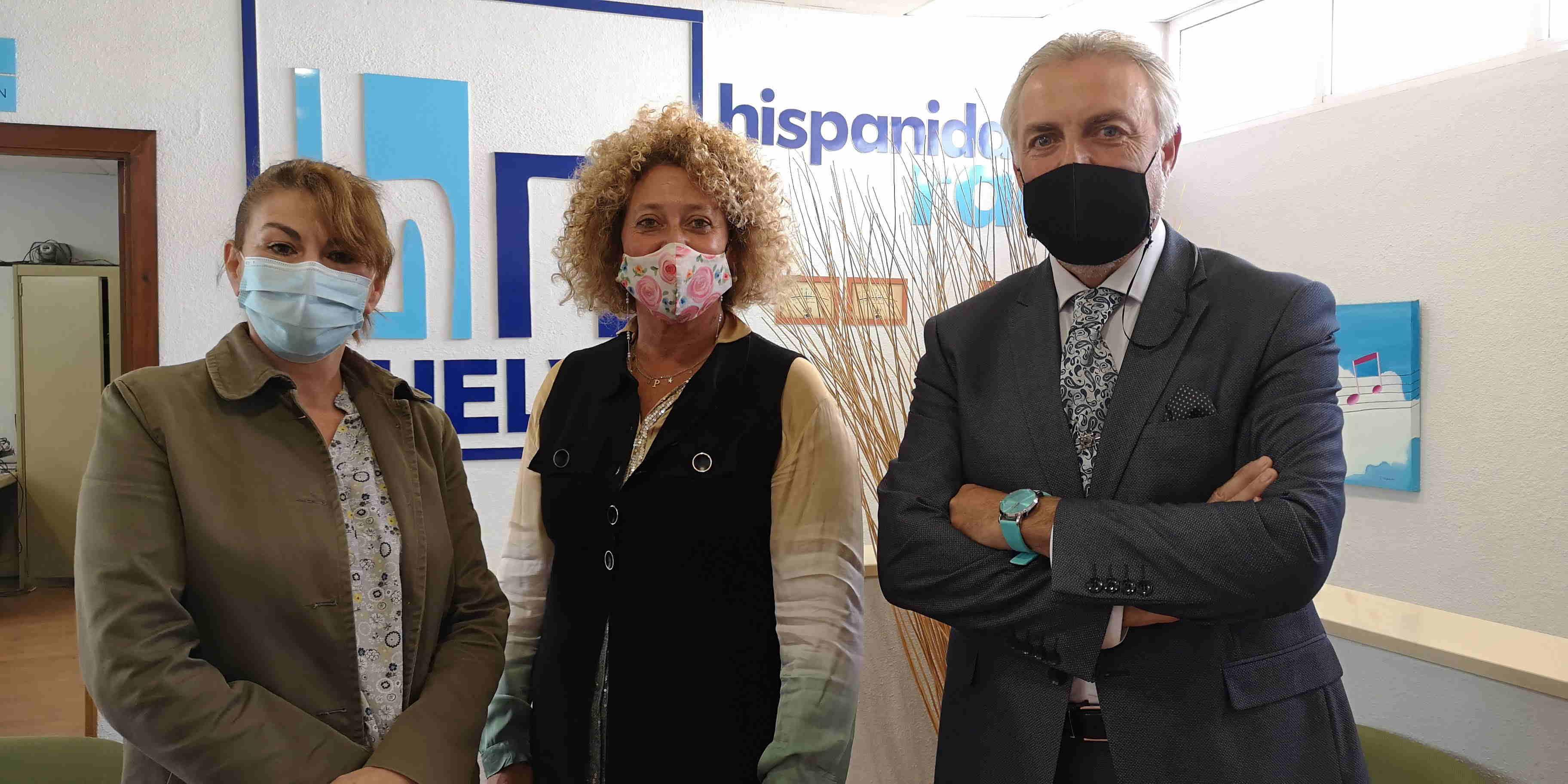 Queremos Saber 11-11-2020 Grupo Municipal PP Ayuntamiento de Huelva-Pilar Marín, Francisco Millán
