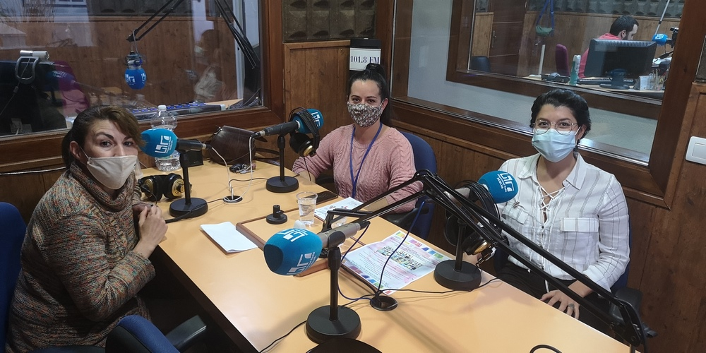 Queremos Saber 18-11-2020 Asociación CODENAF de Huelva